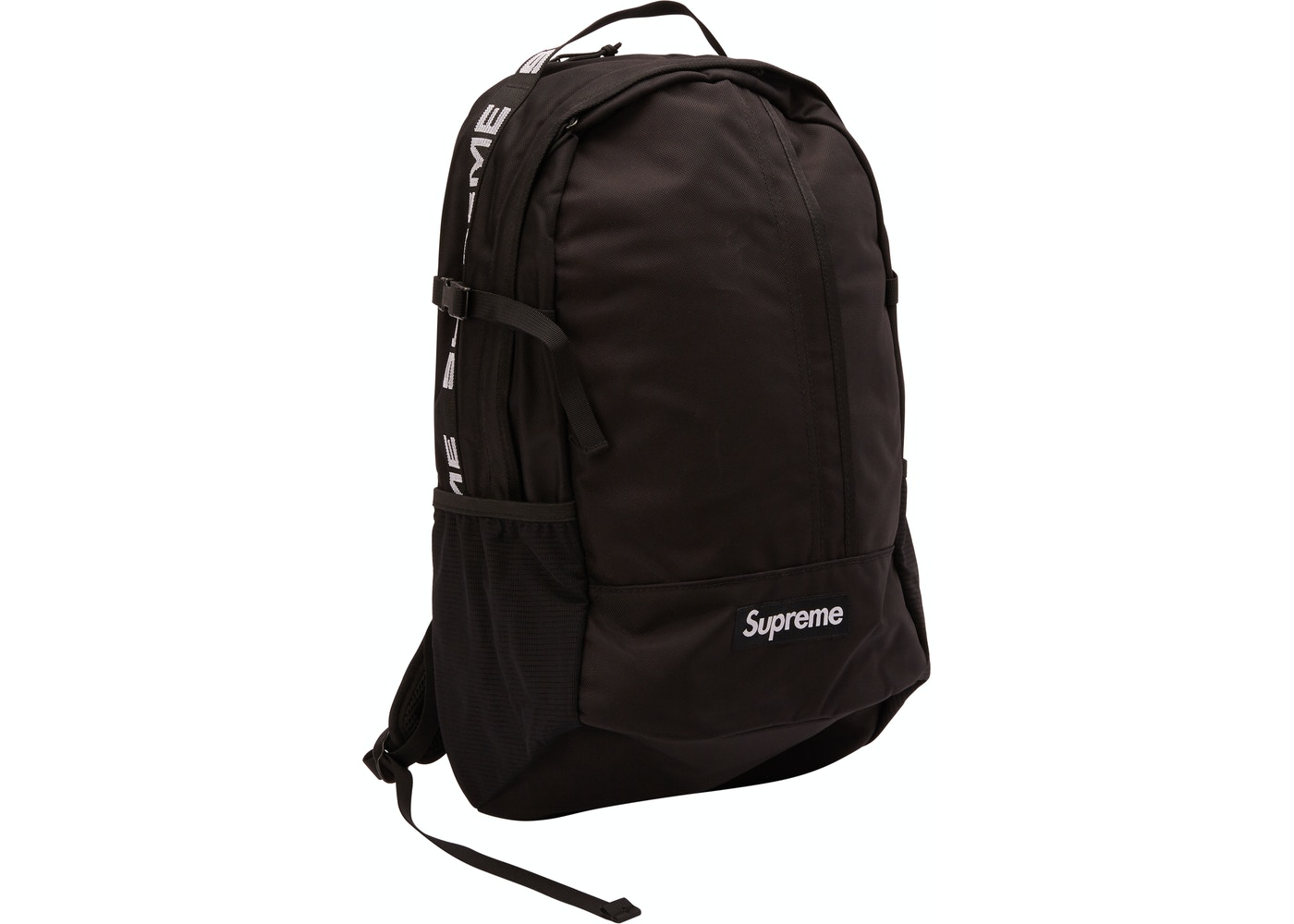 Or Ask View All Bids Supreme Backpack Ss18 Black