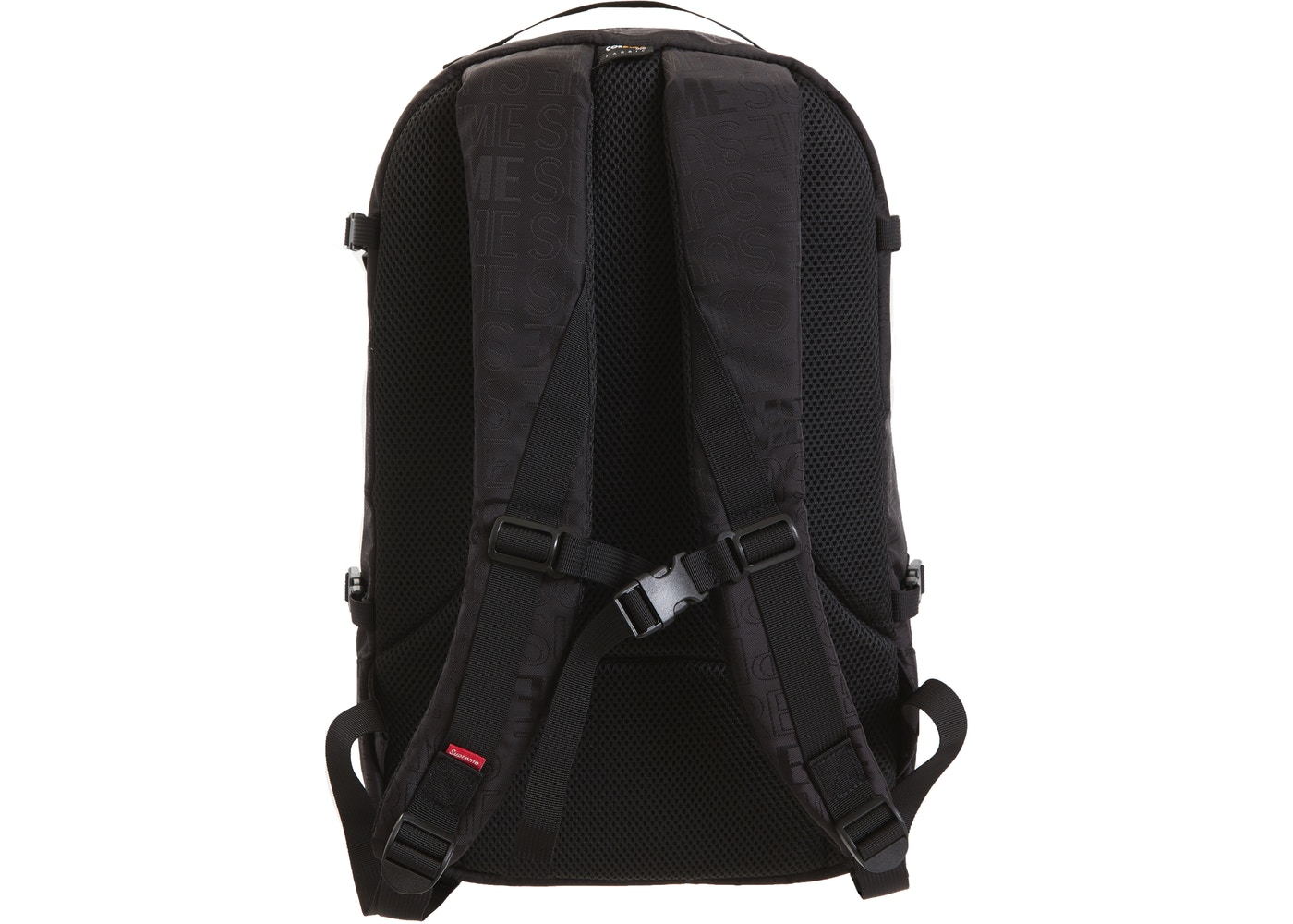 Supreme Backpack Ss19 Black