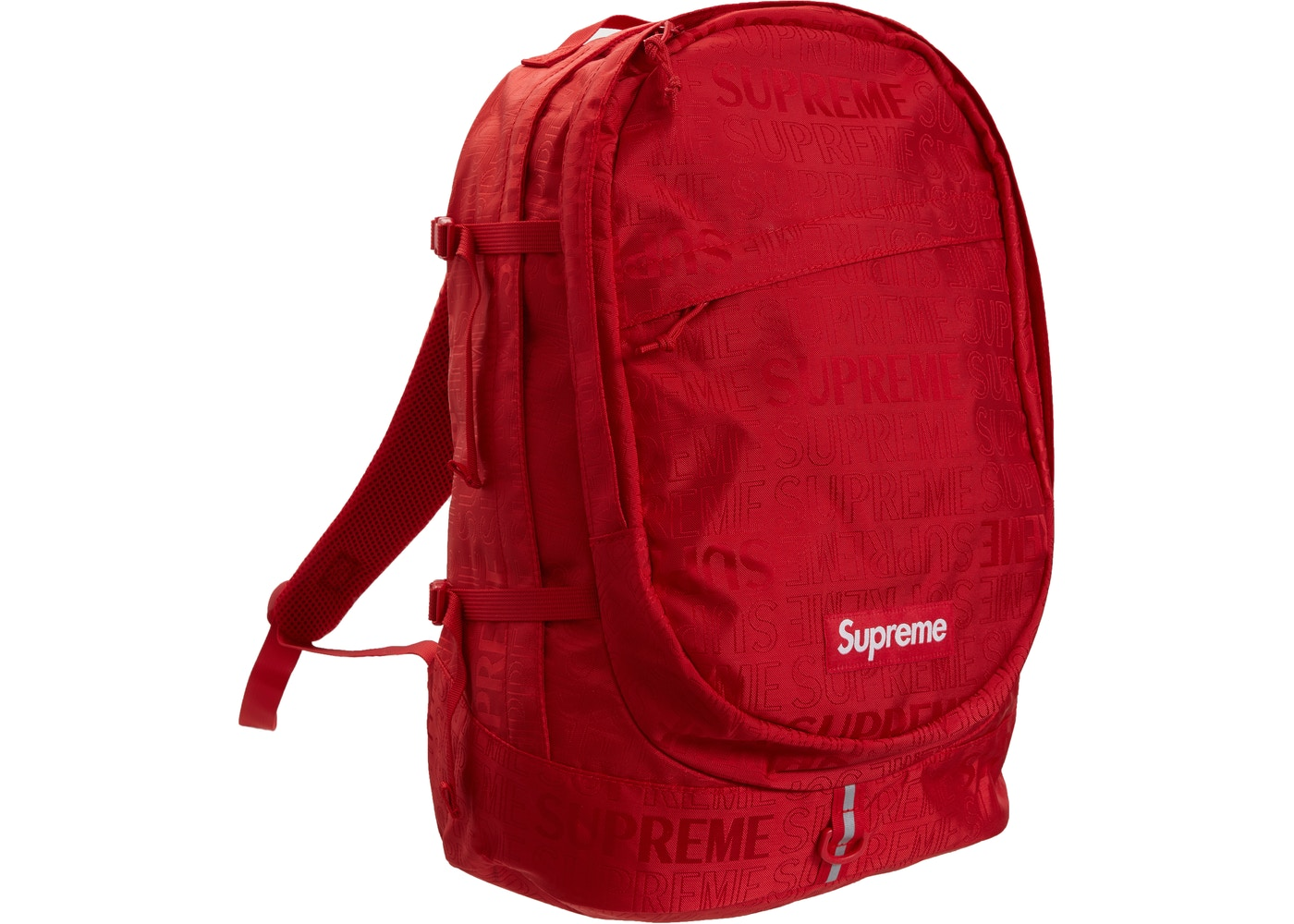 wholesale dealer 62d37 da802 Supreme Backpack (SS19) Red - SS19