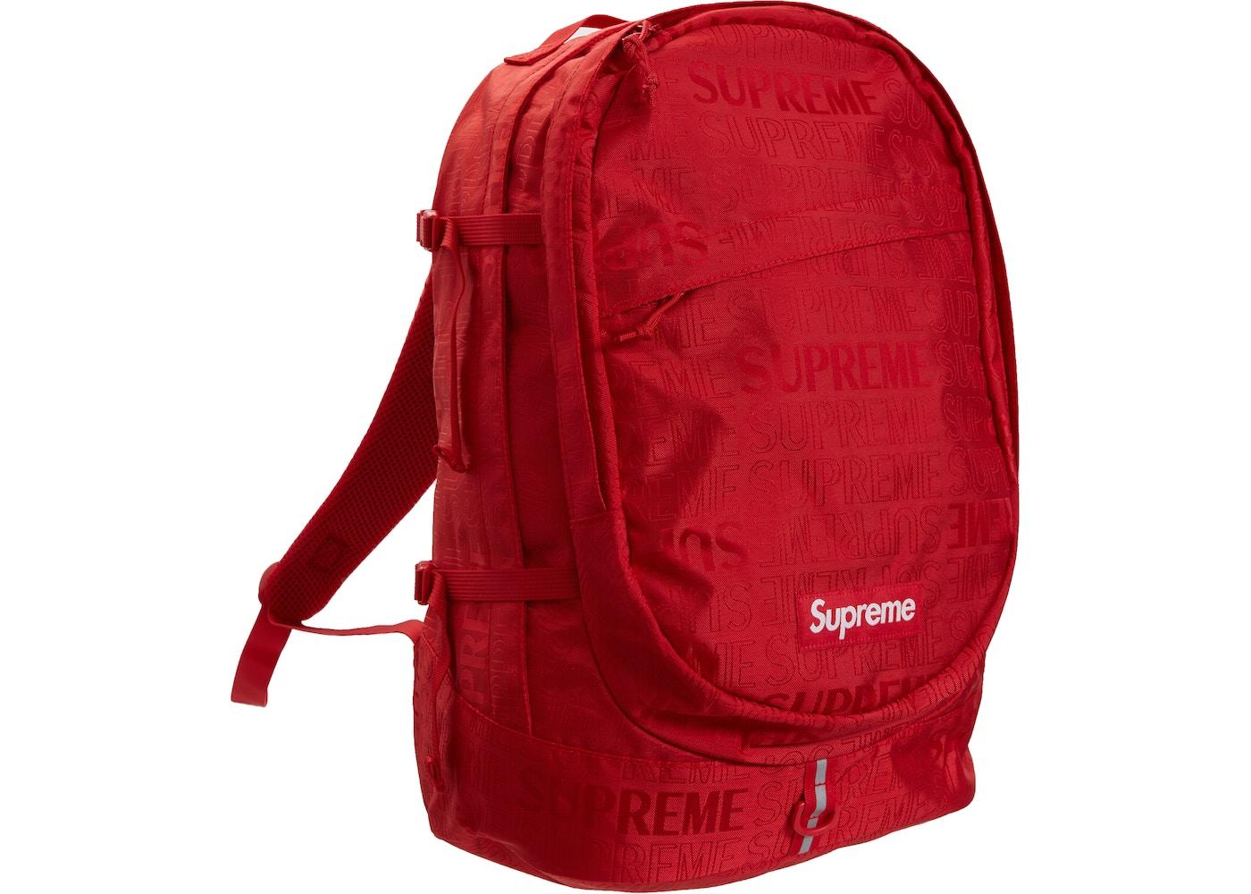 65df2dc8 Streetwear - Supreme Bags - Most Popular
