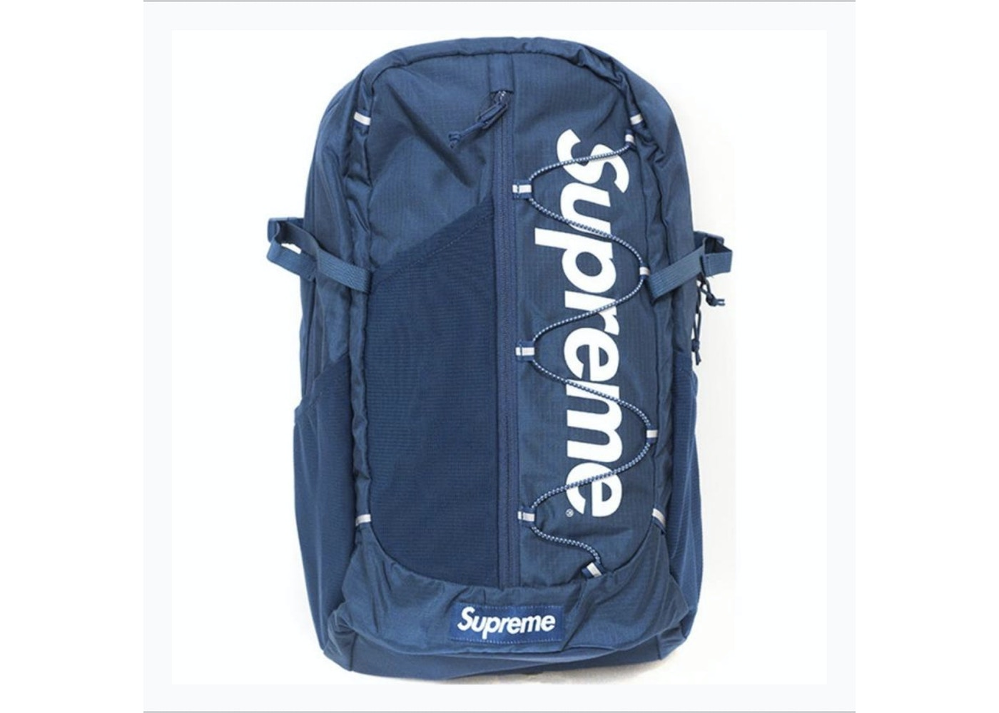 f47e459eb47 Sell. or Ask. View All Bids. Supreme SS17 Backpack Teal