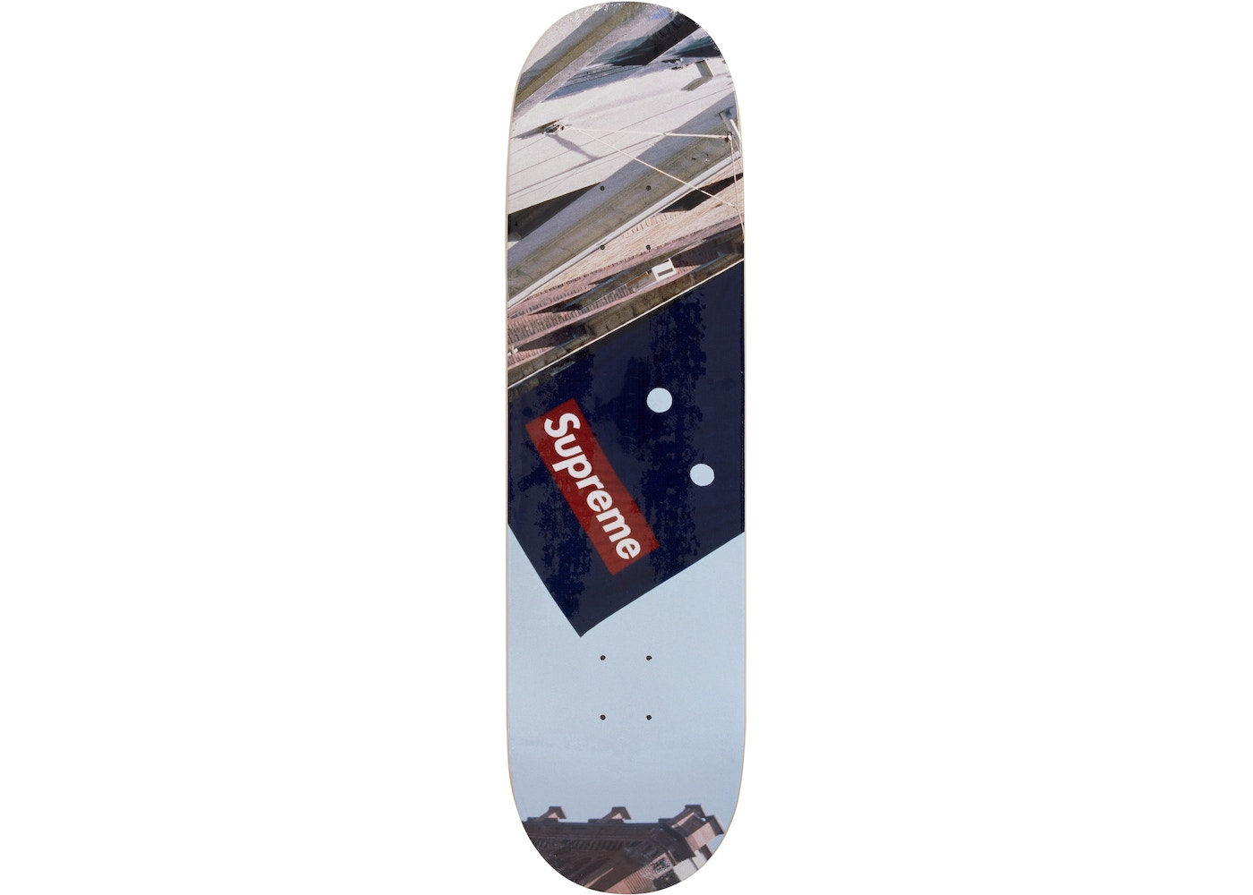 Supreme Banner Skateboard Deck Multi by Stock X