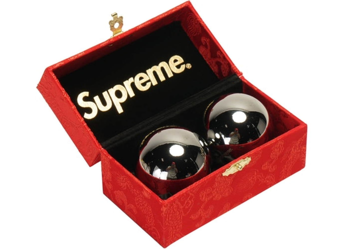 the latest d9c16 cfe64 Sell. or Ask. View All Bids. Supreme Baoding Balls Silver