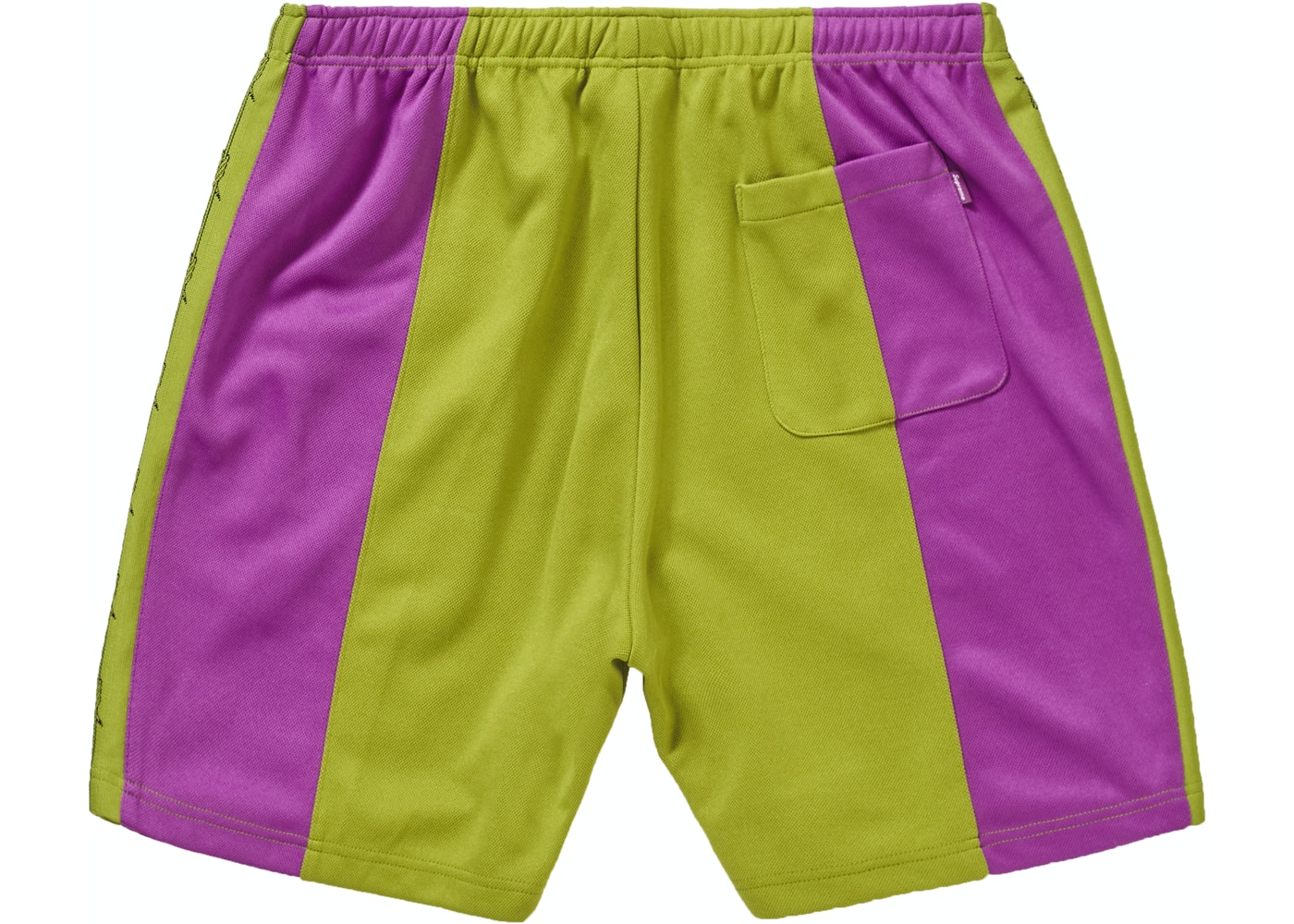fae10bc6f8 Supreme Barbed Wire Athletic Short Purple - SS19