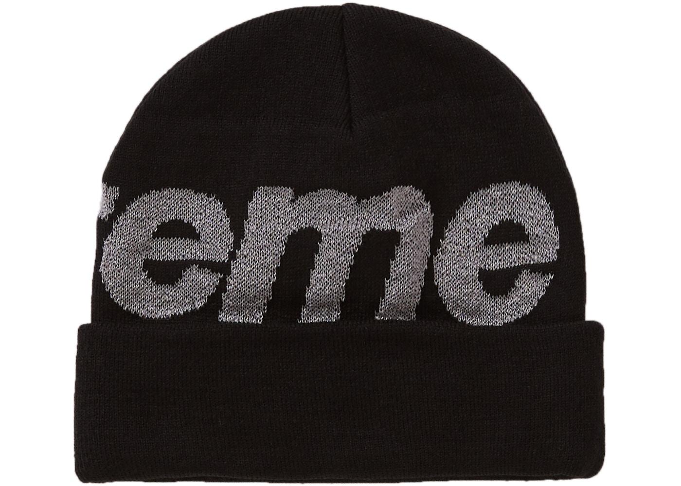 Sell. or Ask. View All Bids. Supreme Big Logo Beanie ... 3bac87bbc43