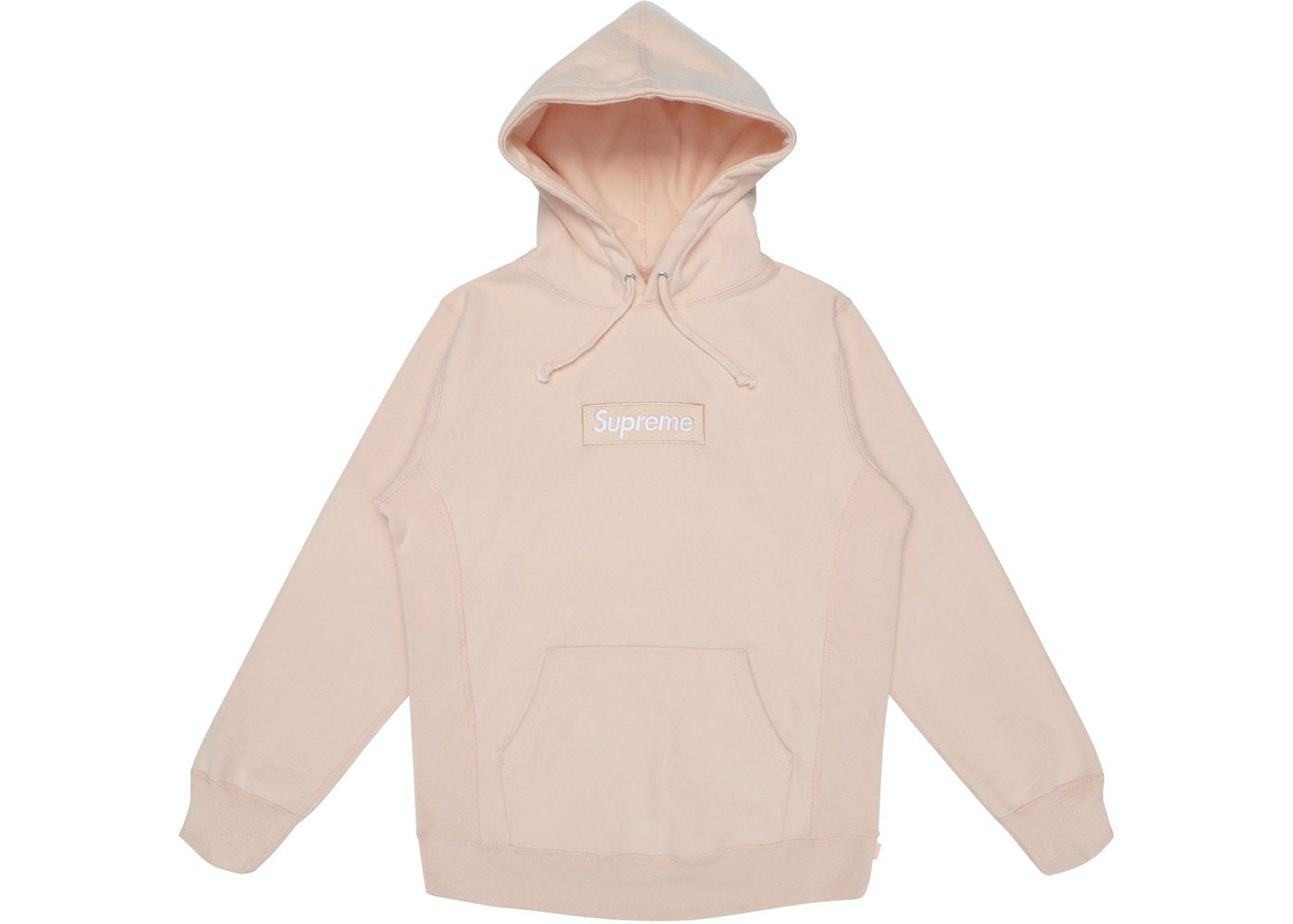 c6cf1aff828 Sell. or Ask. Size L. View All Bids. Supreme Box Logo Hoodie Peach