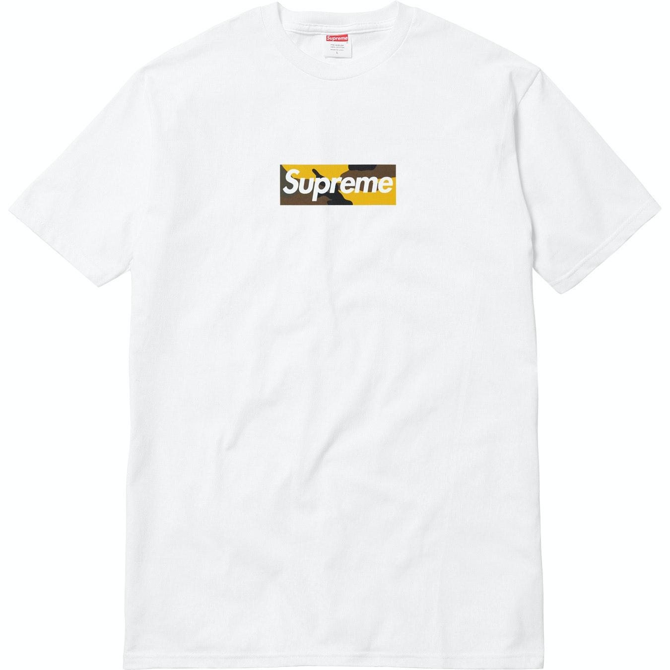 Supreme Brooklyn Box Logo Tee White