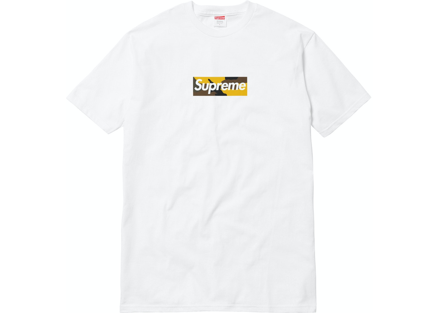 7b586b4de191 Supreme Brooklyn Box Logo Tee White - FW17
