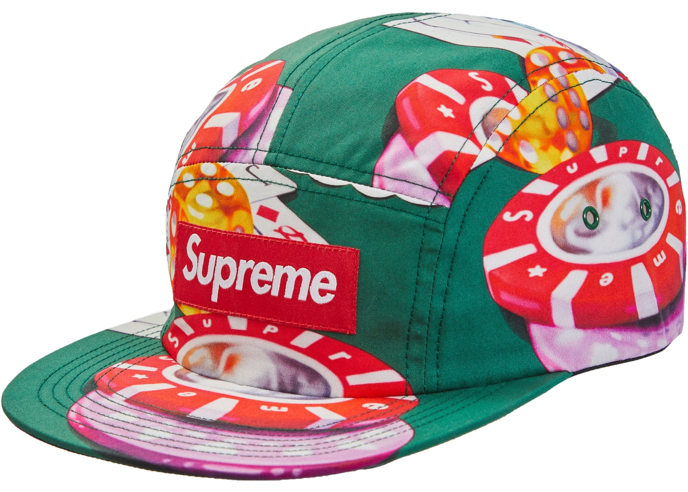 e08ad128814 Sell. or Ask. View All Bids. Supreme Casino Camp Cap Green