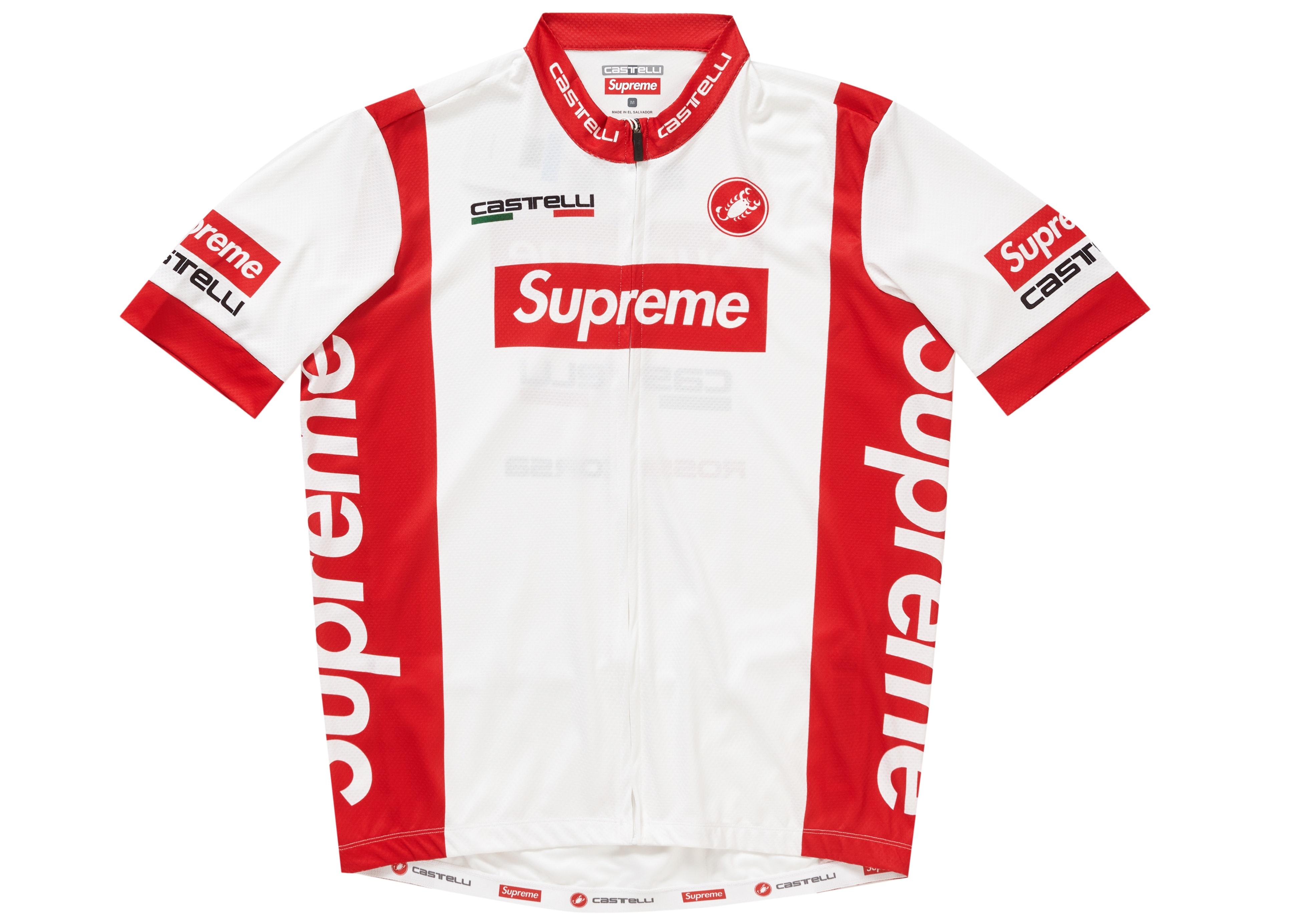 Supreme Castelli Cycling Jerse...