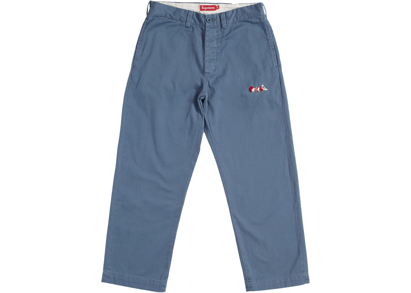 9198953d865 HypeAnalyzer · Supreme Cat in the Hat Chino Pant Slate