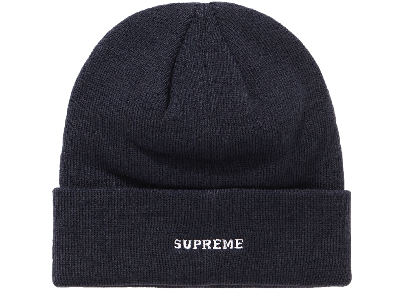 c6338a15 Sell. or Ask. View All Bids. Supreme Champion 3D Metallic Beanie Navy