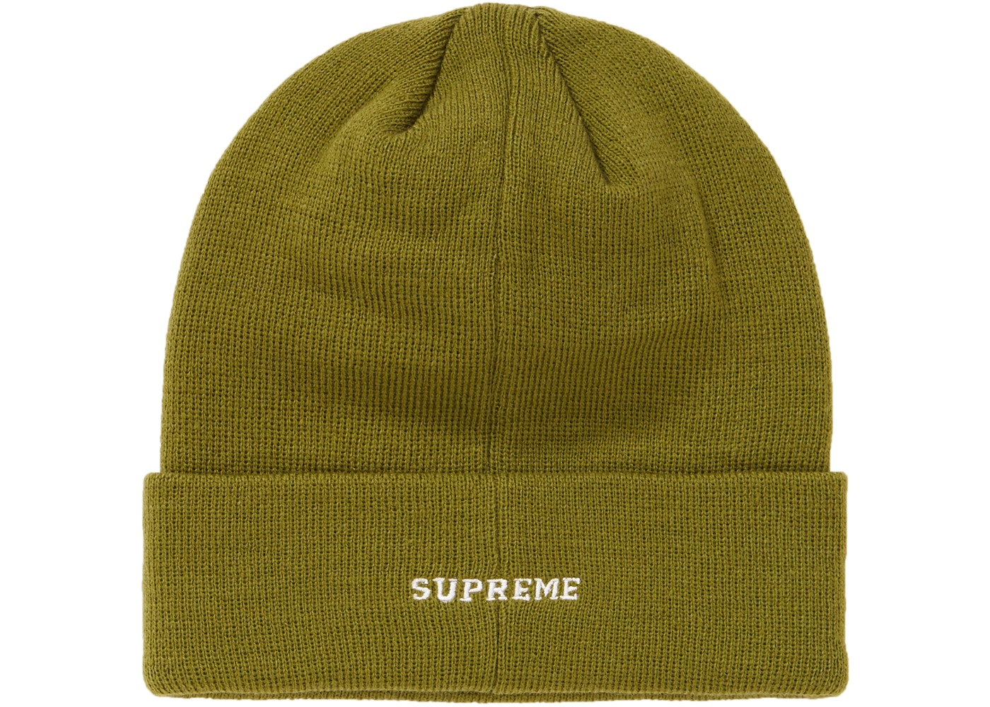e4c3c741223 Sell. or Ask. View All Bids. Supreme Champion 3D Metallic Beanie Olive