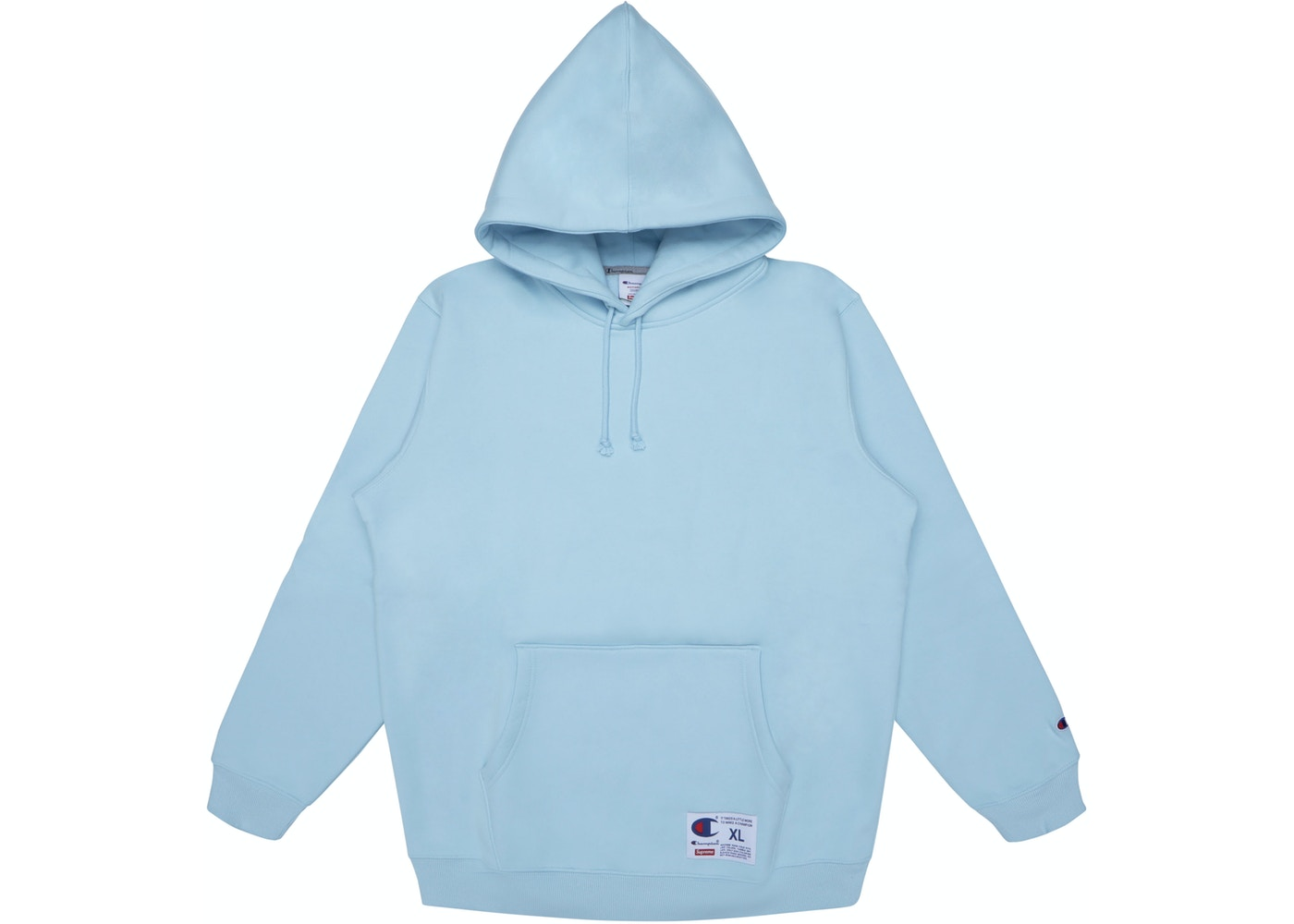 Sell. or Ask. Size M. View All Bids. Supreme Champion Hooded Sweatshirt ... ea616b7b2e1