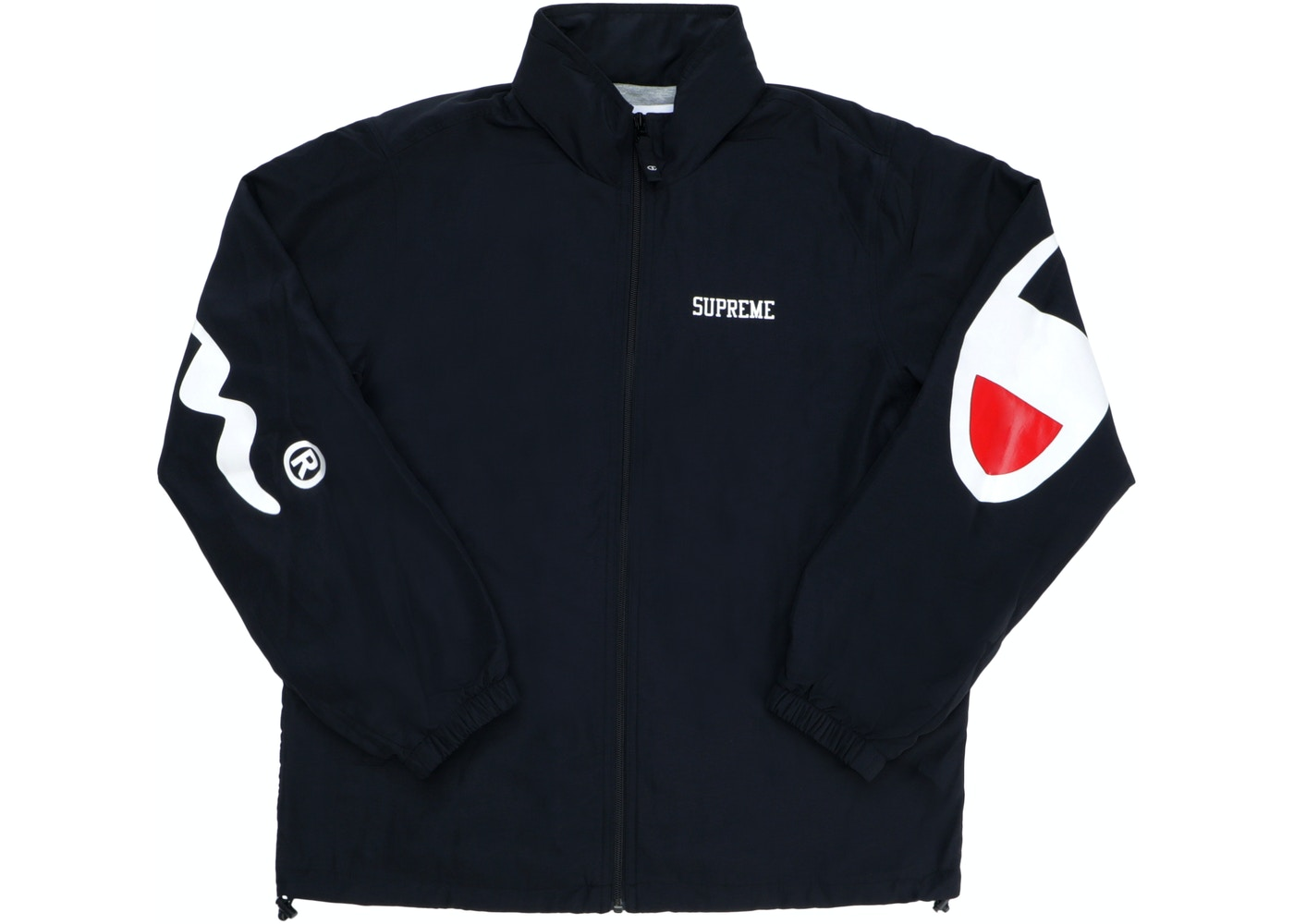 Supreme Champion Track Jacket Black