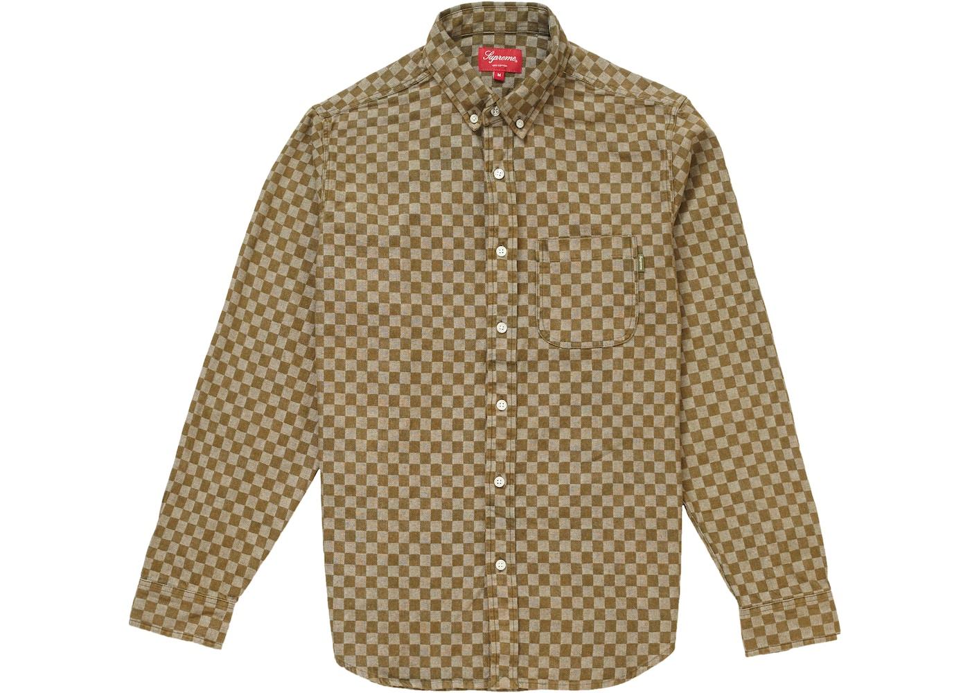 70935f520bd1 Streetwear - Supreme Shirts - Lowest Ask