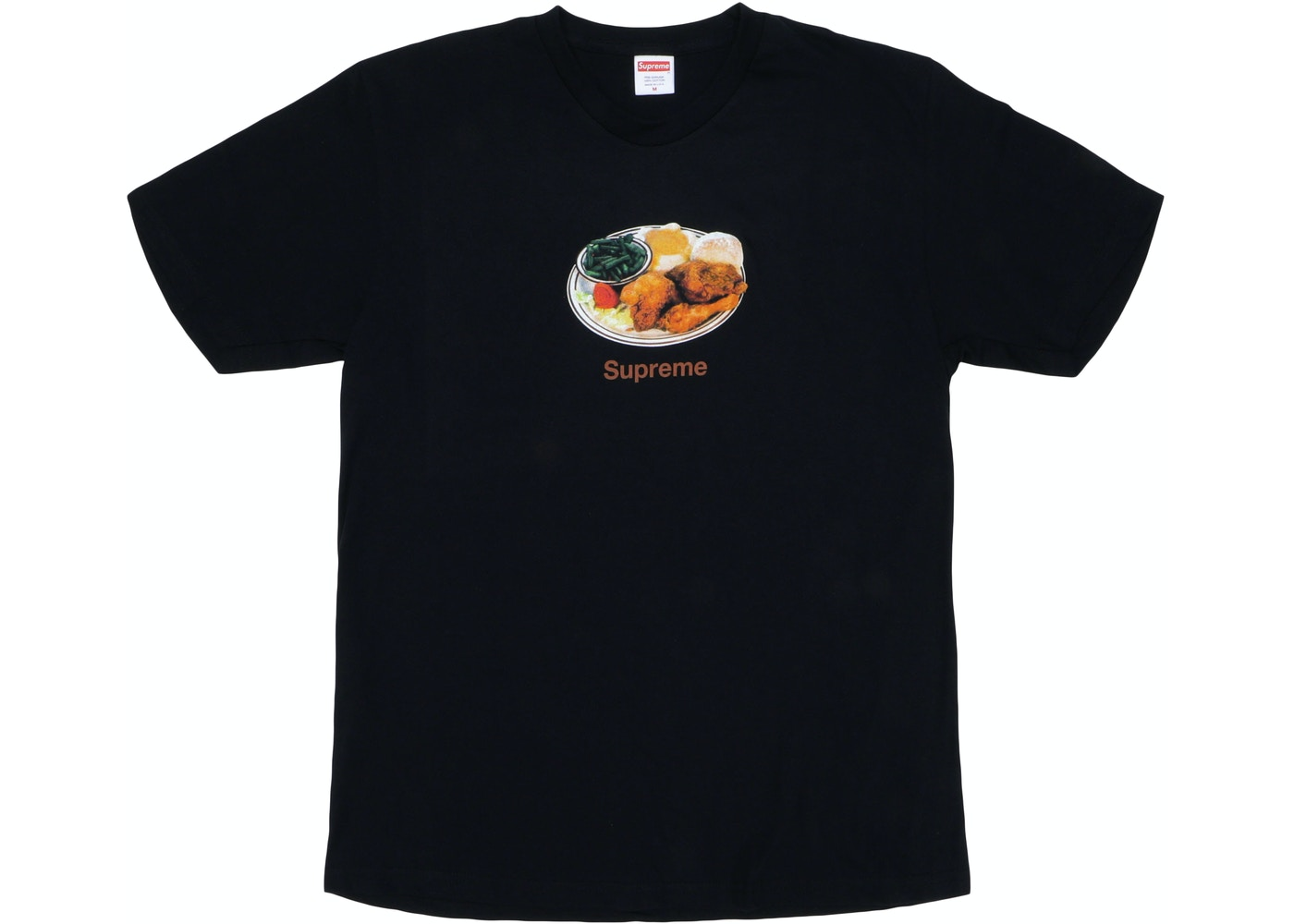 888d31f5ca40 Sell. or Ask. Size S. View All Bids. Supreme Chicken Dinner Tee Black
