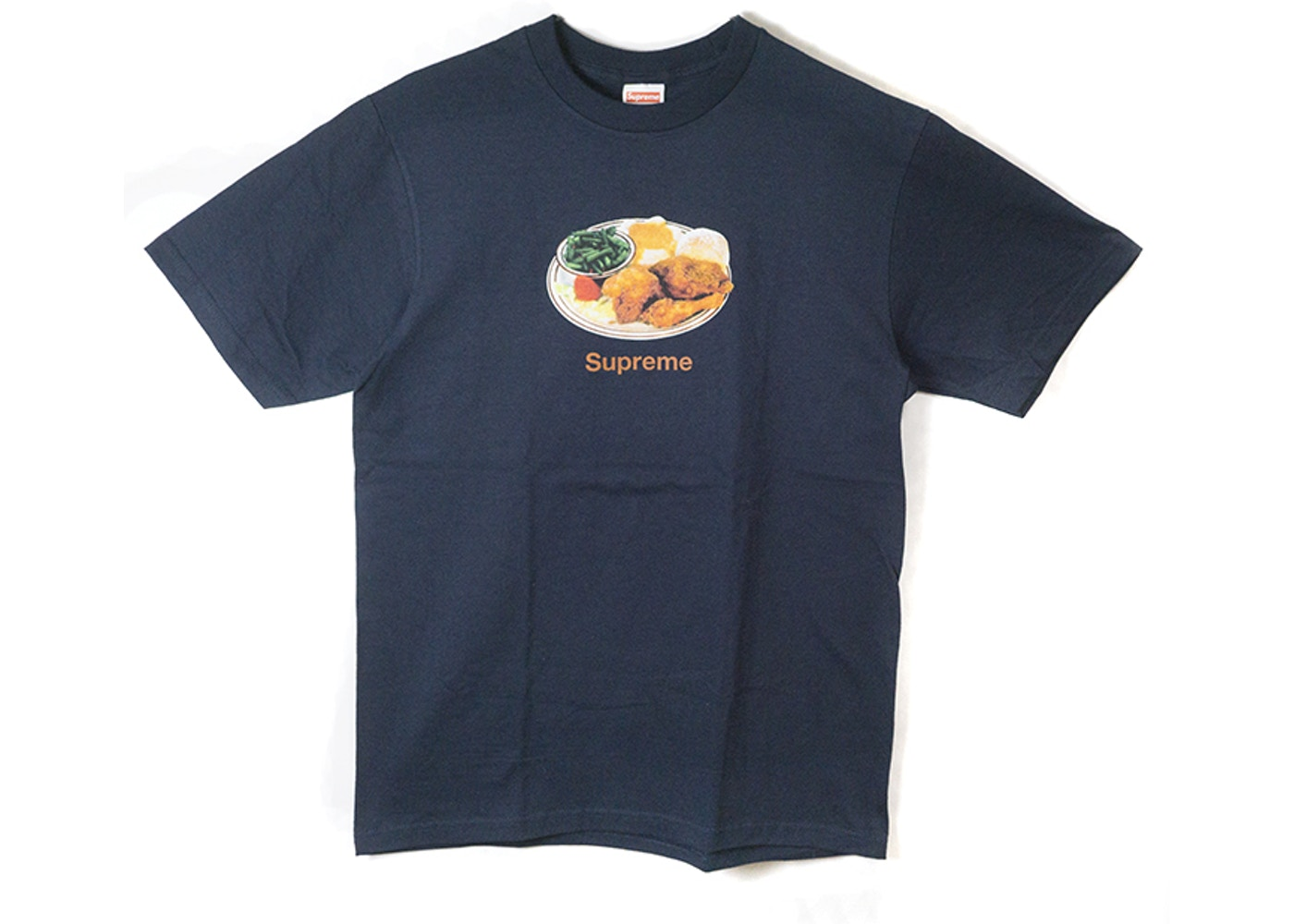 e8fd2c70c506 Sell. or Ask. Size M. View All Bids. Supreme Chicken Dinner Tee Navy