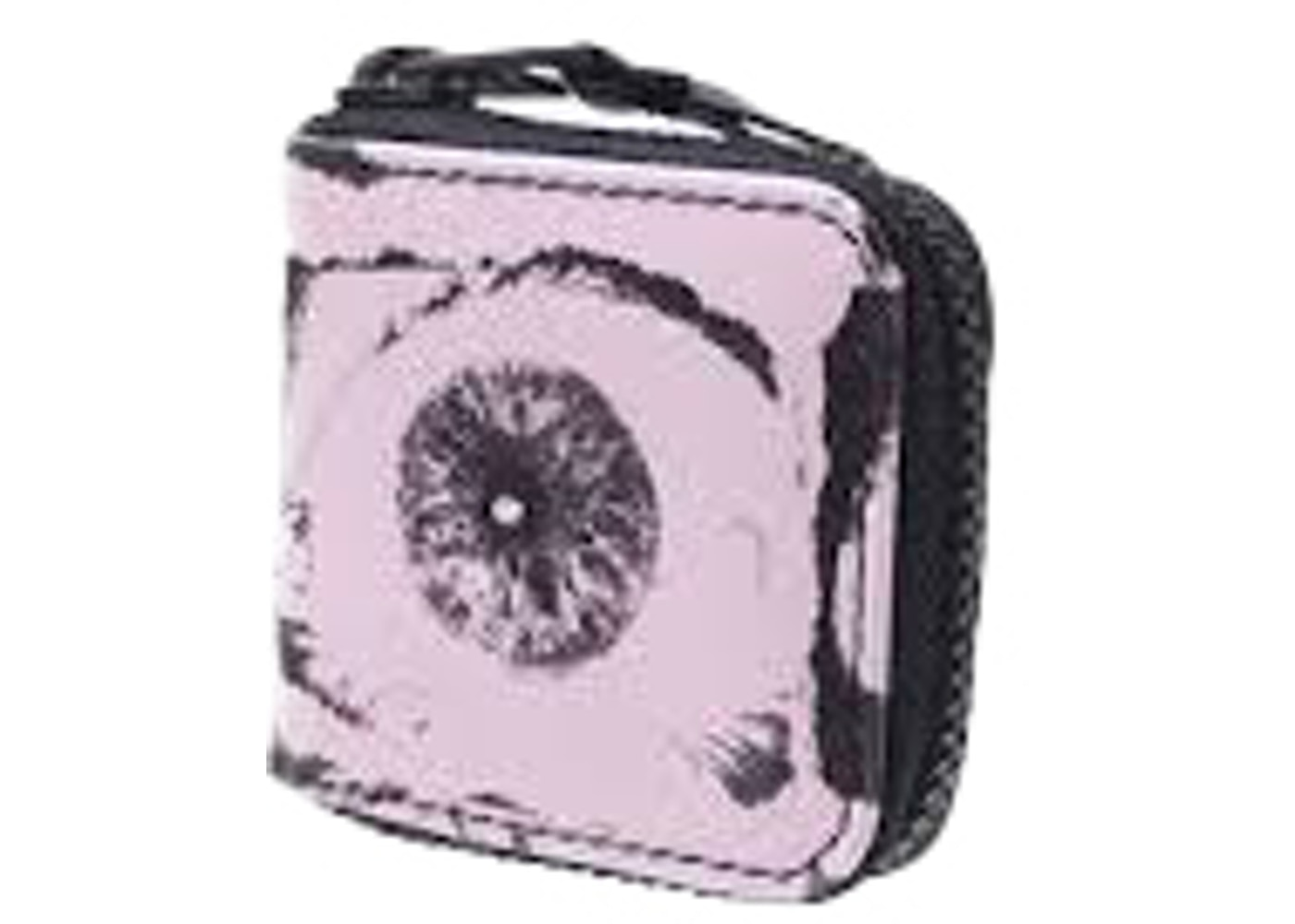 fresh styles size 40 best value Supreme Comme des Garcons SHIRT Small Eyes Coin Pouch Pink