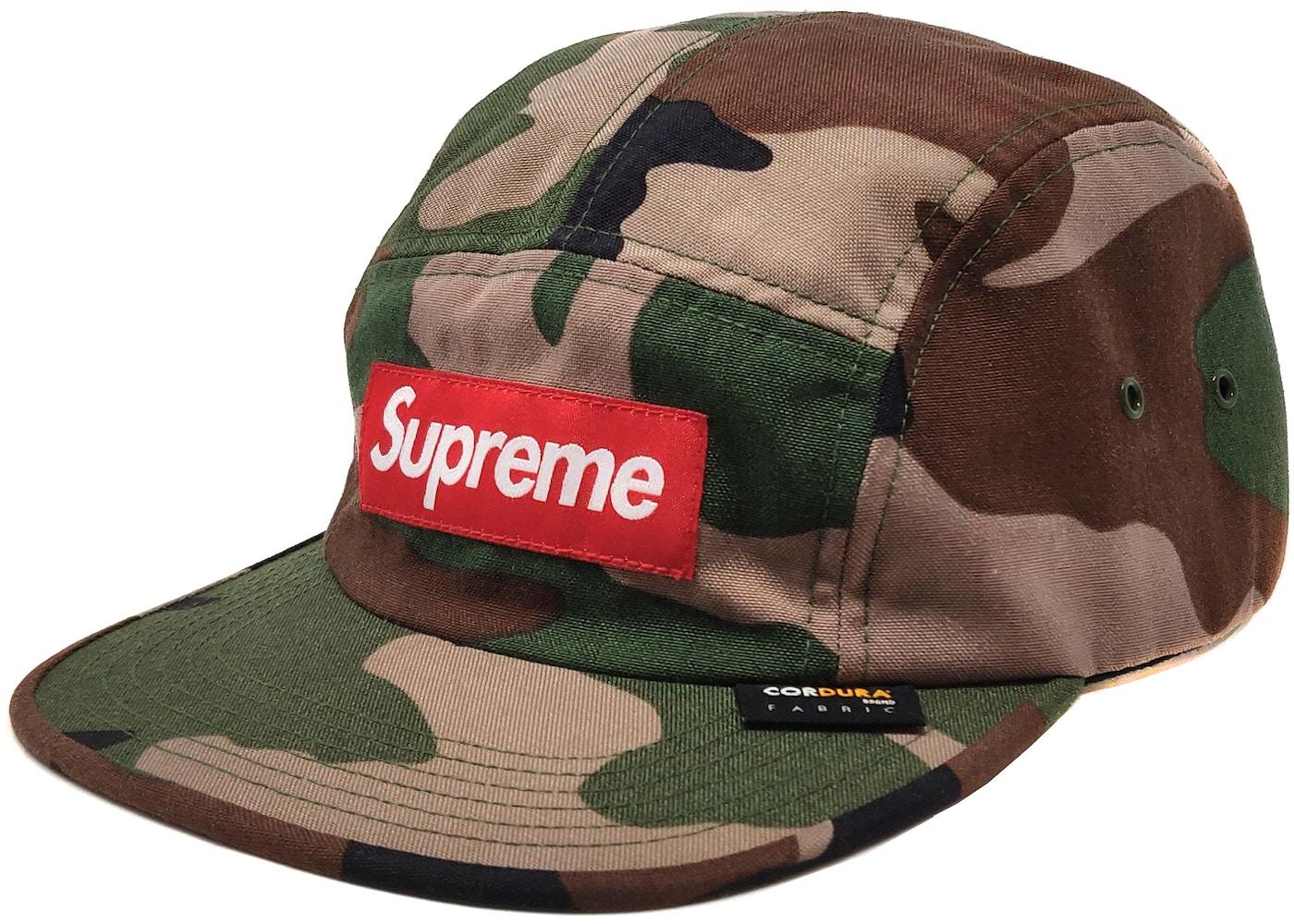 82319f6d5cc Streetwear - Supreme Headwear - Average Sale Price