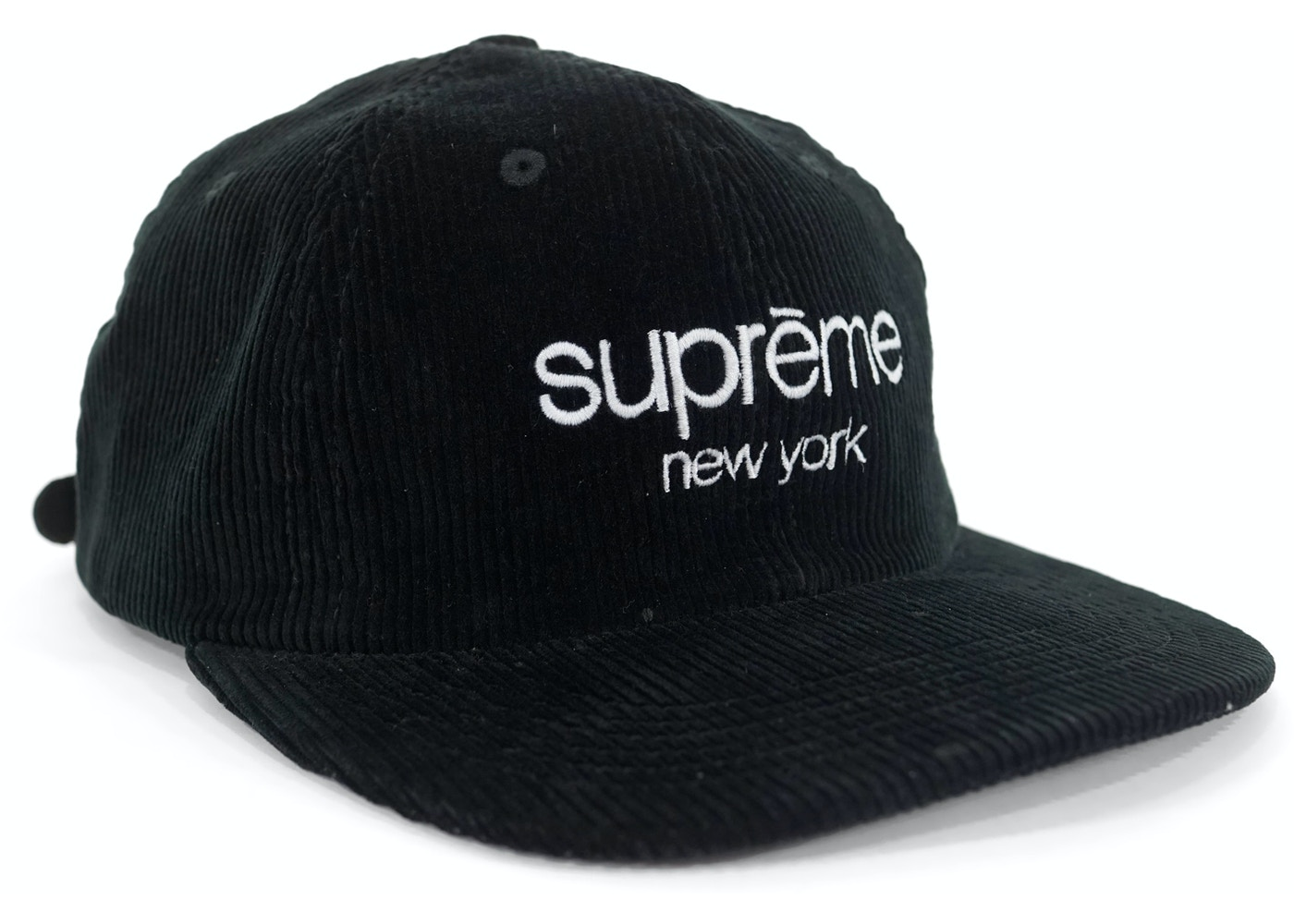 2aff2b6681b Sell. or Ask. View All Bids. Supreme Corduroy Classic Logo Cap Black