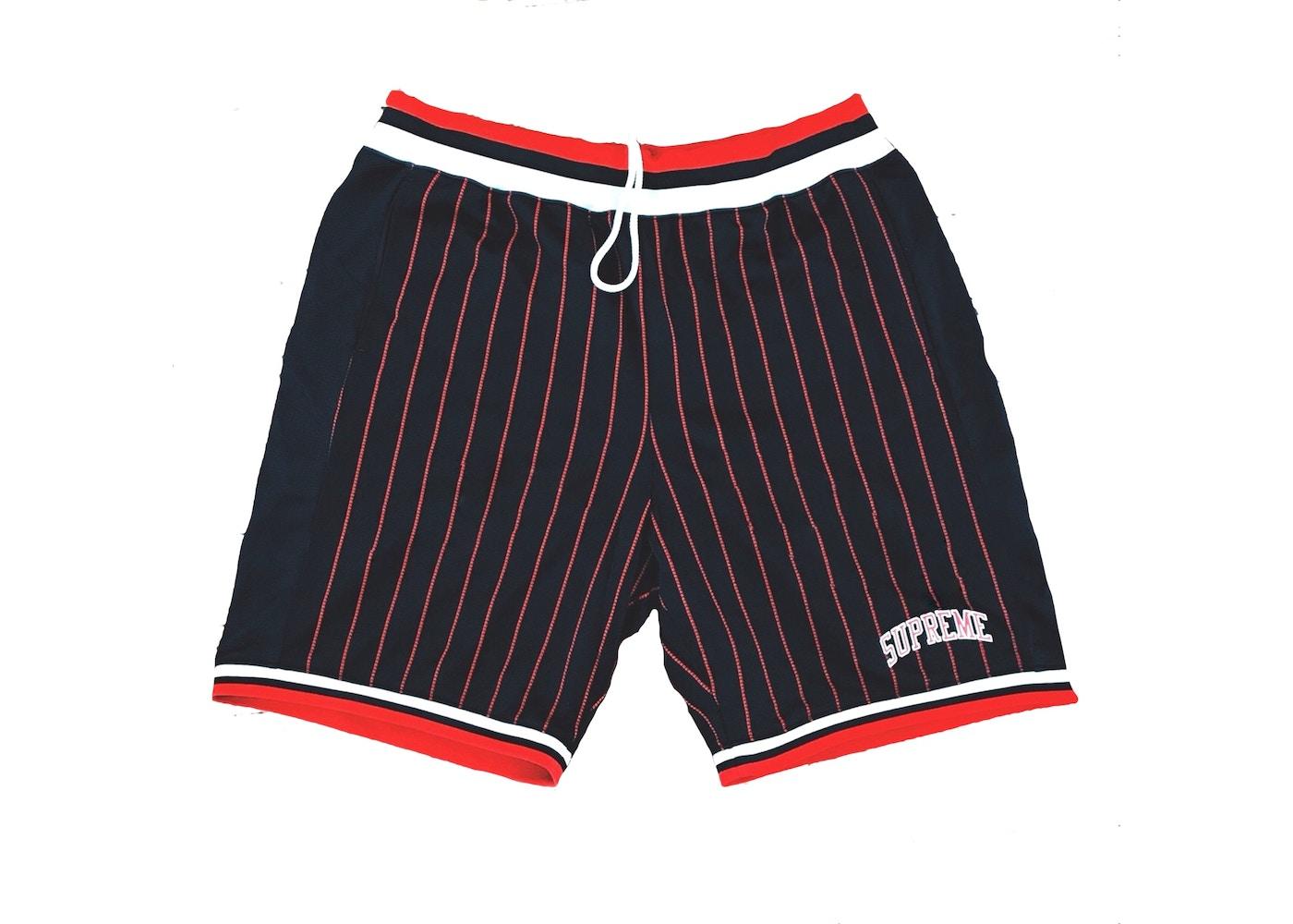 Supreme Crossover Basketball Shorts Black