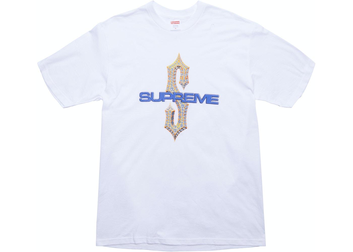 40561165 Streetwear - Supreme T-Shirts - New Highest Bids