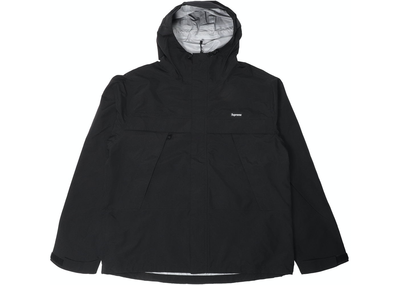 Supreme Dog Taped Seam Jacket Jacket Black