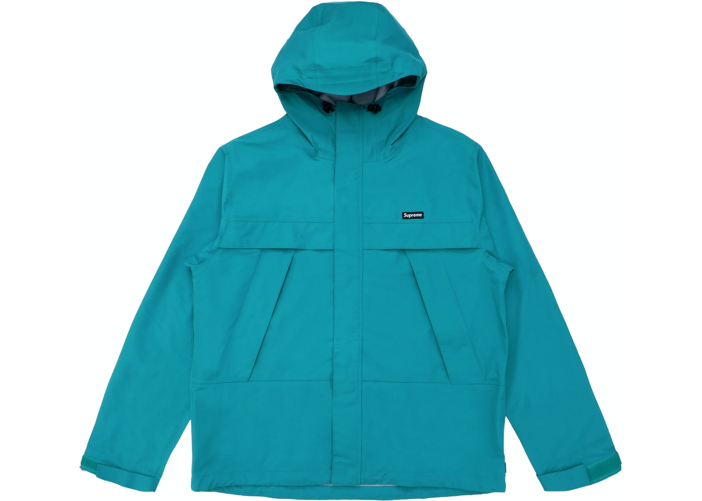 Supreme Dog Taped Seam Jacket Teal