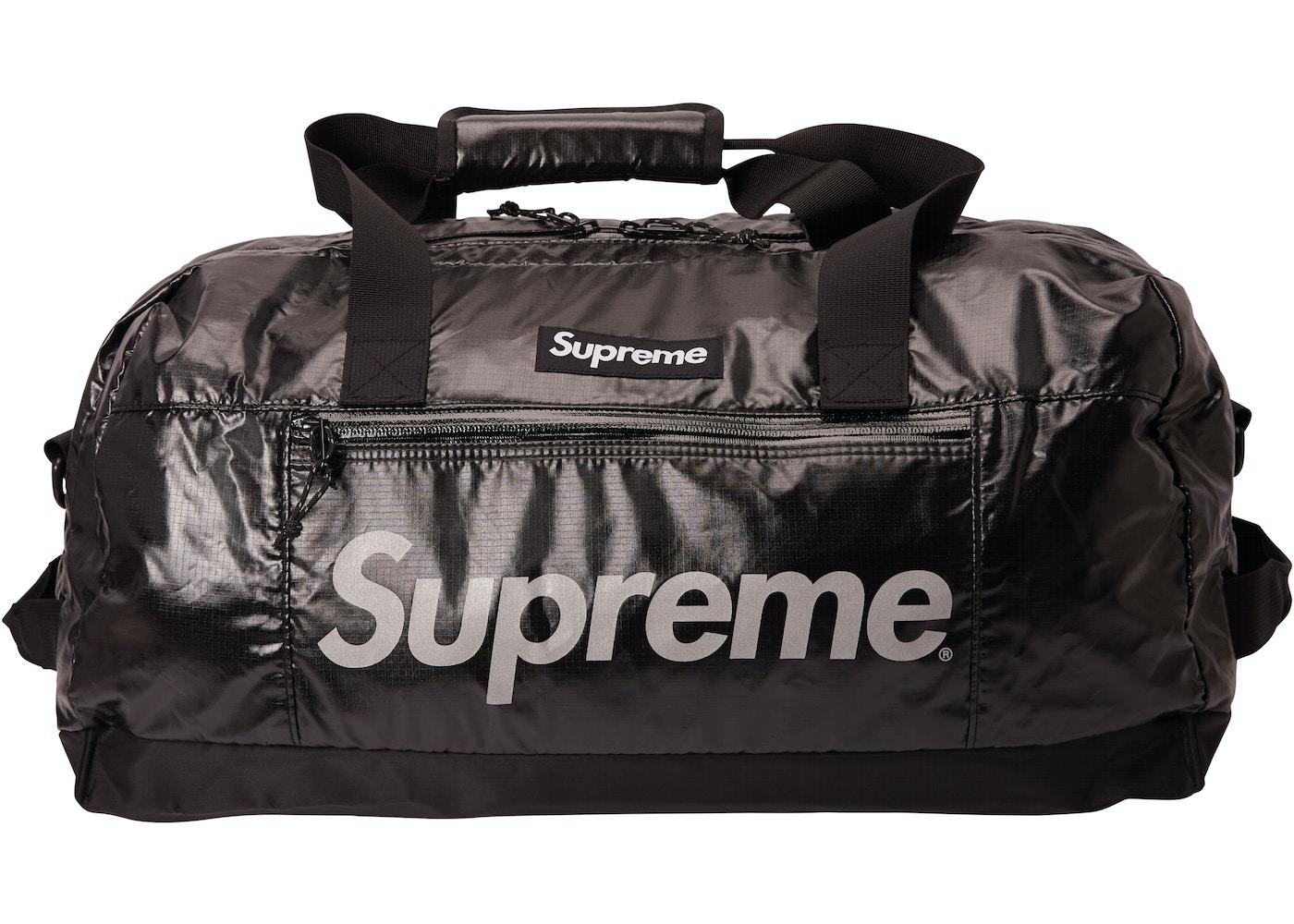 72c524eff599 Sell. or Ask. View All Bids. Supreme Duffle Bag Black