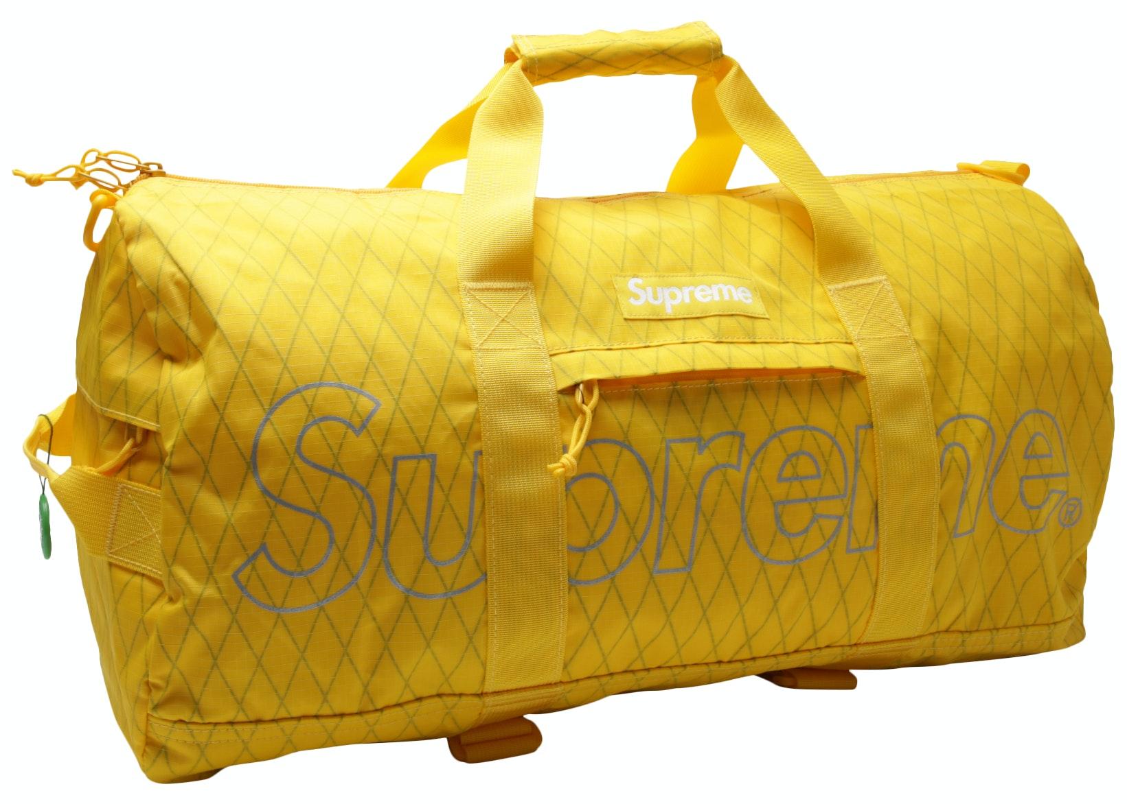 Streetwear Supreme Bags Release Date