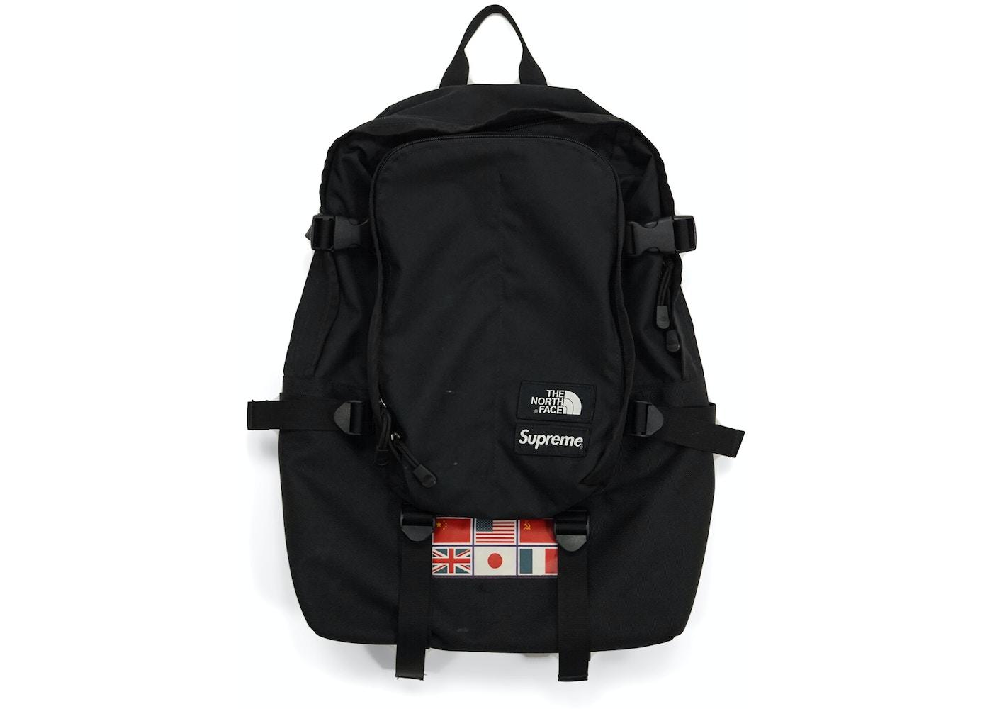 8278bec3d Supreme Expedition Medium Day Pack Black