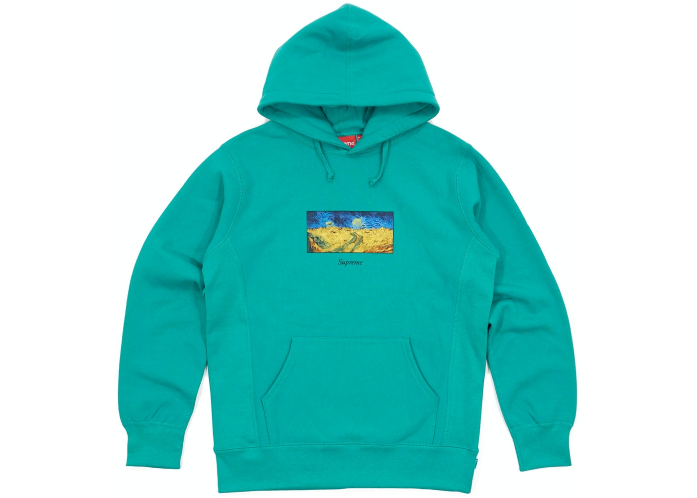 ad714e1d01c Sell. or Ask. Size L. View All Bids. Supreme Field Hooded Sweatshirt Aqua