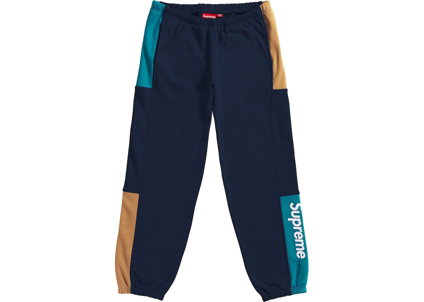 3b8dad1b Supreme Formula Sweatpants Navy - SS19