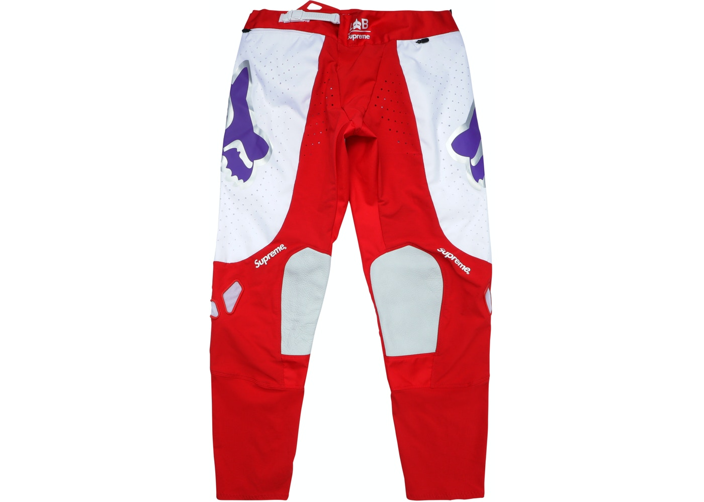 Or Ask Size M View All Bids Supreme Fox Racing Moto Pant Red