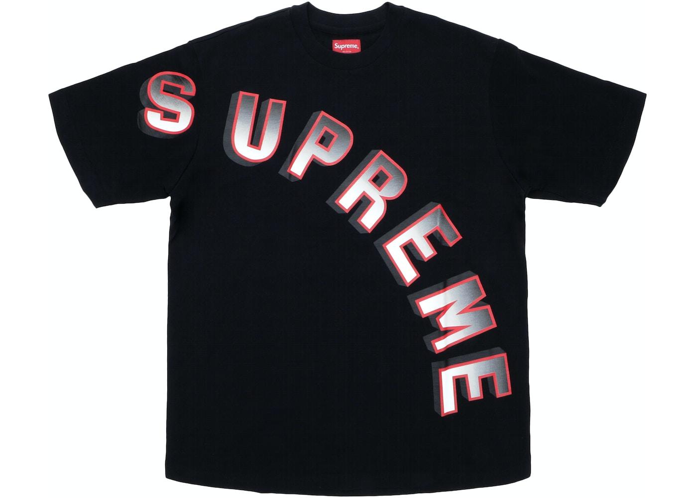 bd9378f93d8a Supreme Gradient Arc Top Black - SS18
