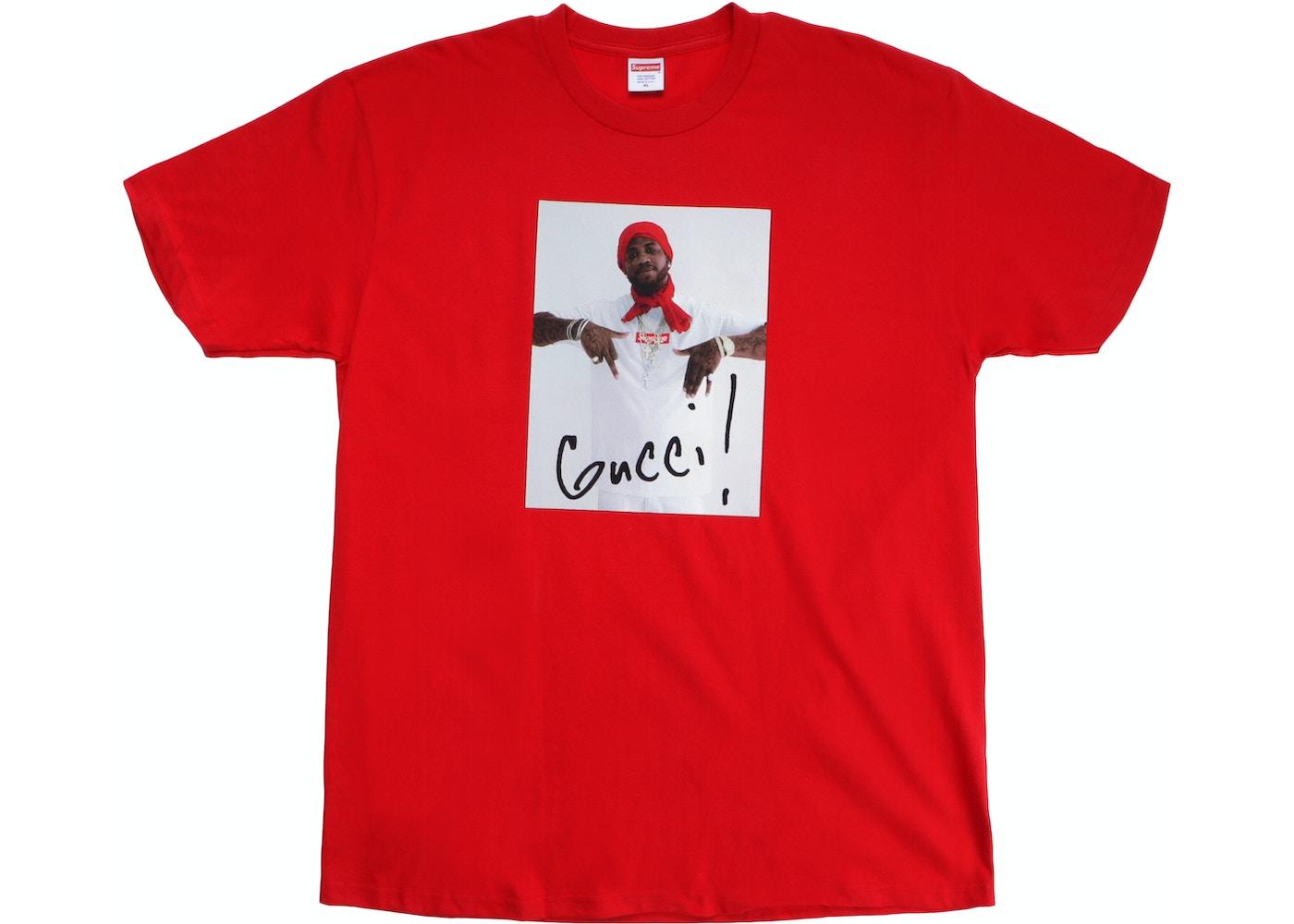054f4a95 Streetwear - Supreme T-Shirts - Average Sale Price