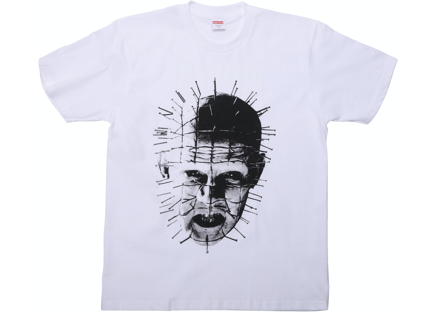 091f08efff70 Sell. or Ask. Size: XL. View All Bids. Supreme Hellraiser Pinhead Tee White