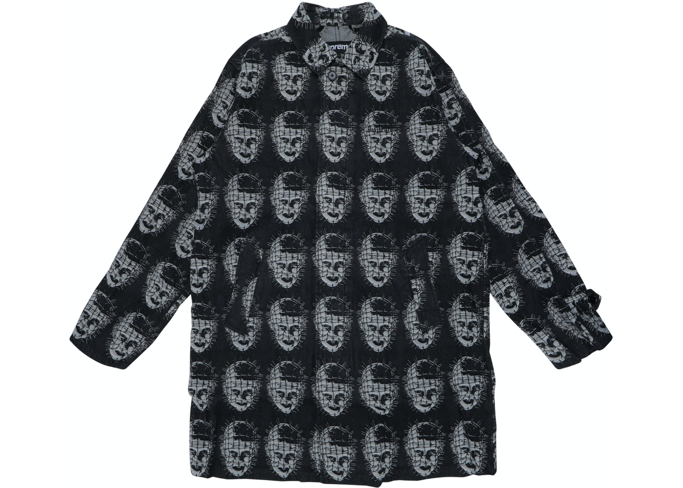 d03ac1cb Sell. or Ask. Size L. View All Bids. Supreme Hellraiser Trench Coat Black