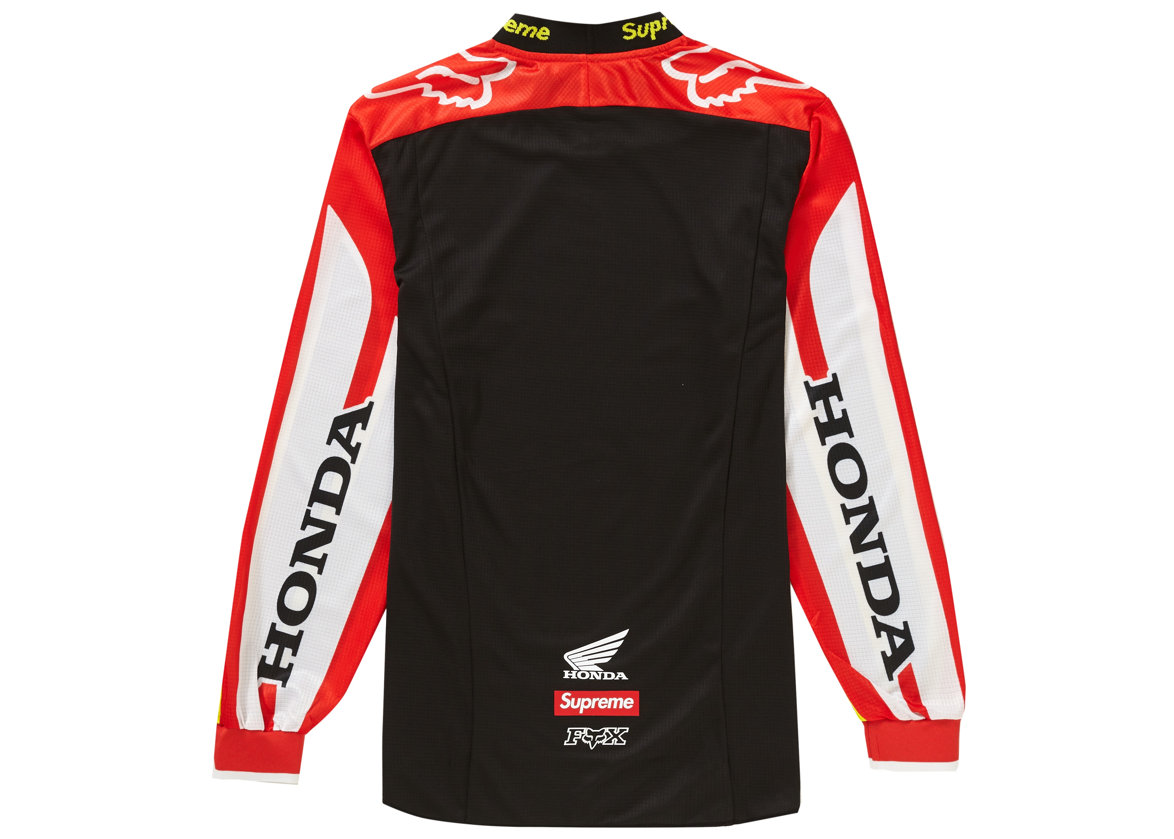 SUBROSA BMX RACING JERSEY LONG SLEEVE FLY OBEY SUPREME SHADOW CONSPIRACY NEW