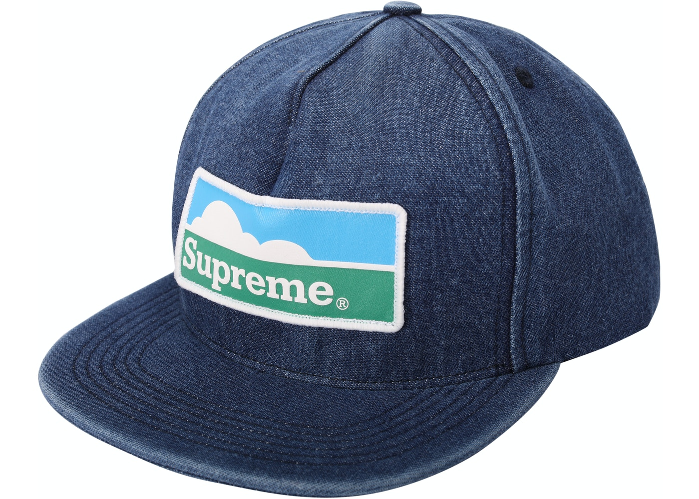 dea6c6c5 Sell. or Ask. View All Bids. Supreme Horizon 5-Panel Indigo