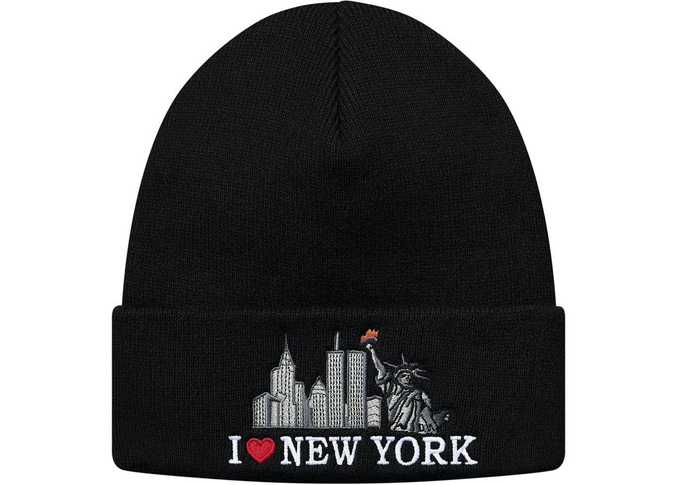 575aff40facd0 Sell. or Ask. View All Bids. Supreme I Love NY Beanie Black