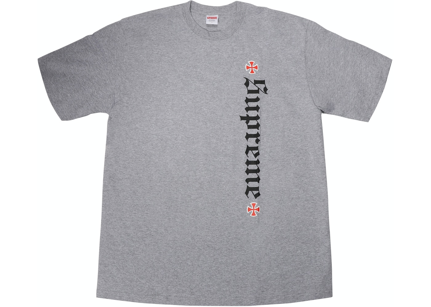 96d101b25a83 Sell. or Ask. Size L. View All Bids. Supreme Independent Old English Tee ...