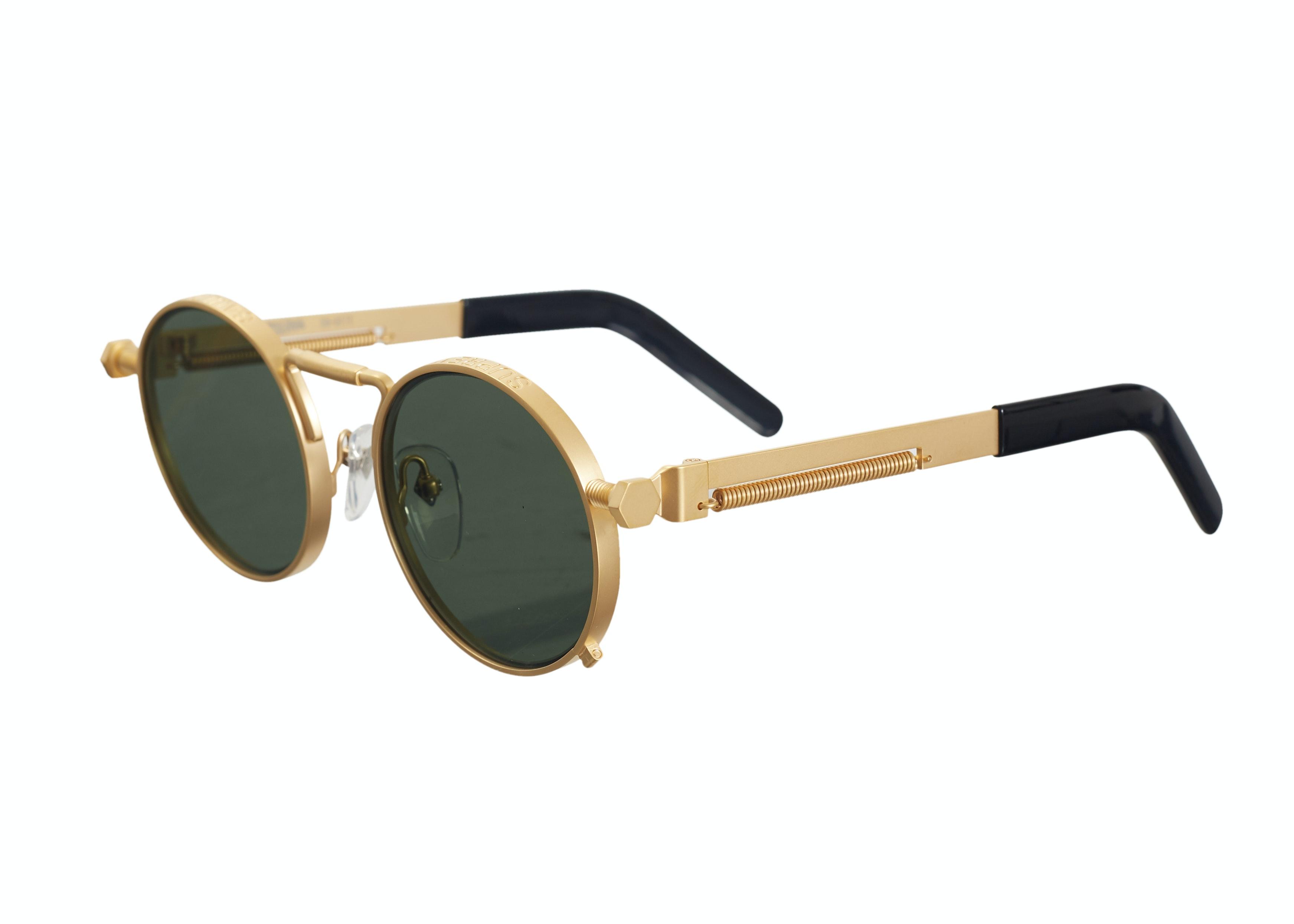 Supreme Jean Paul Gaultier Sunglasses Gold