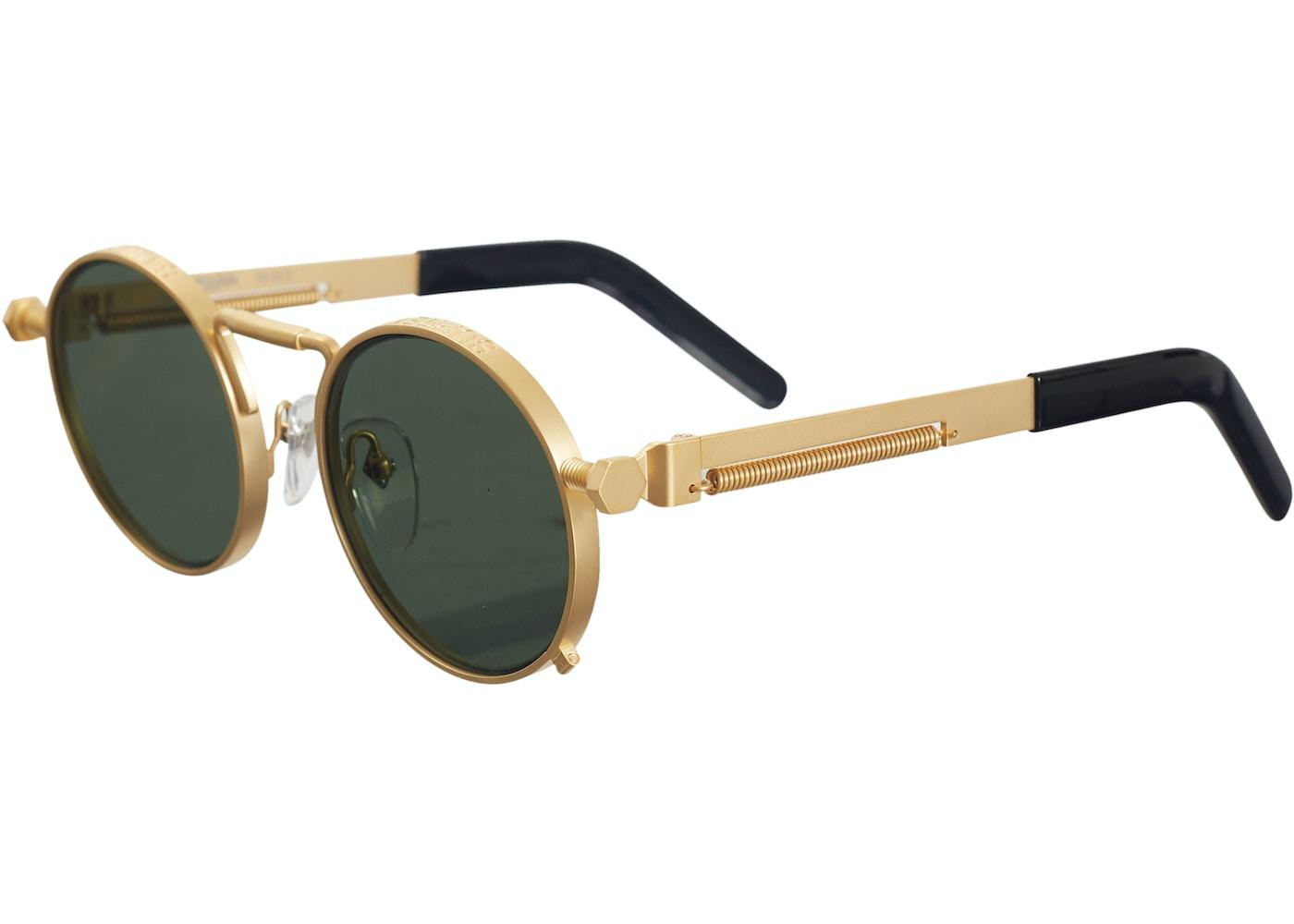 1c1dbcb6334 Supreme Jean Paul Gaultier Sunglasses Gold - SS19