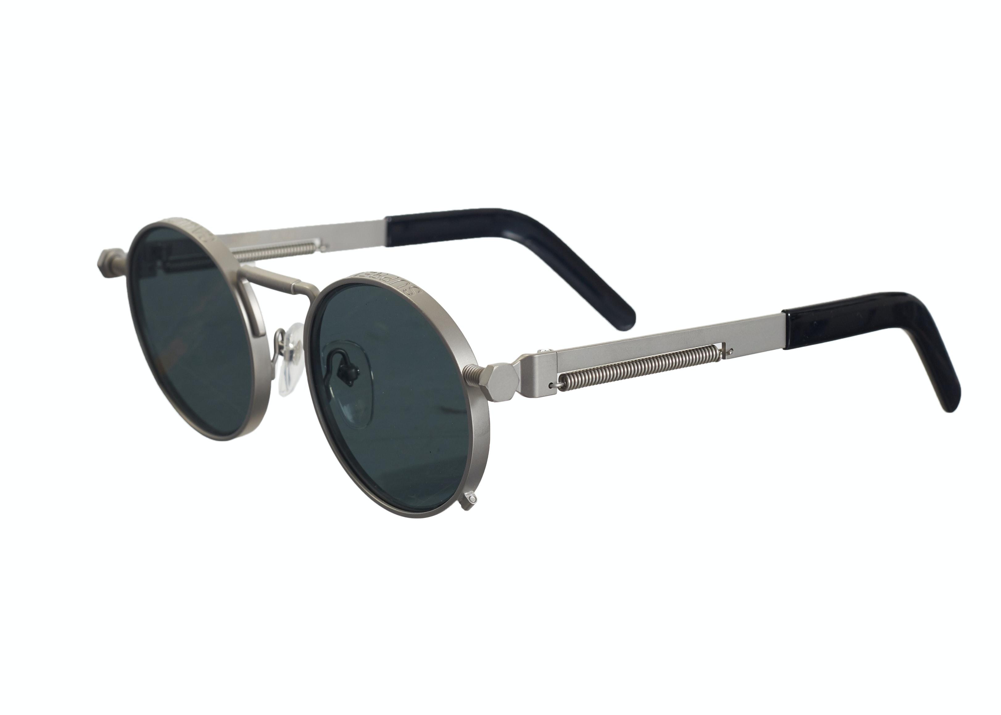 Supreme Jean Paul Gaultier Sunglasses Silver