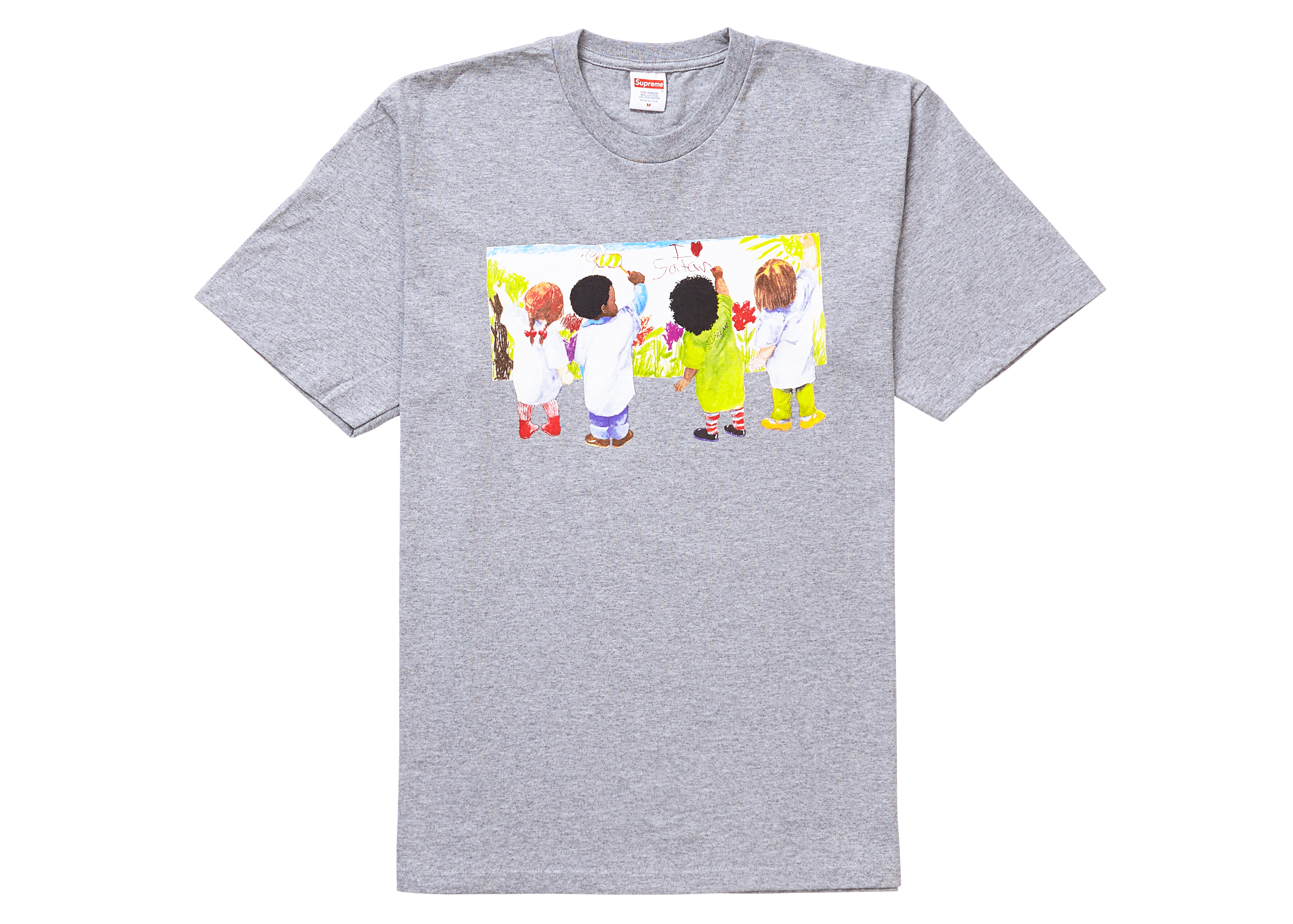 supreme t shirt for boys