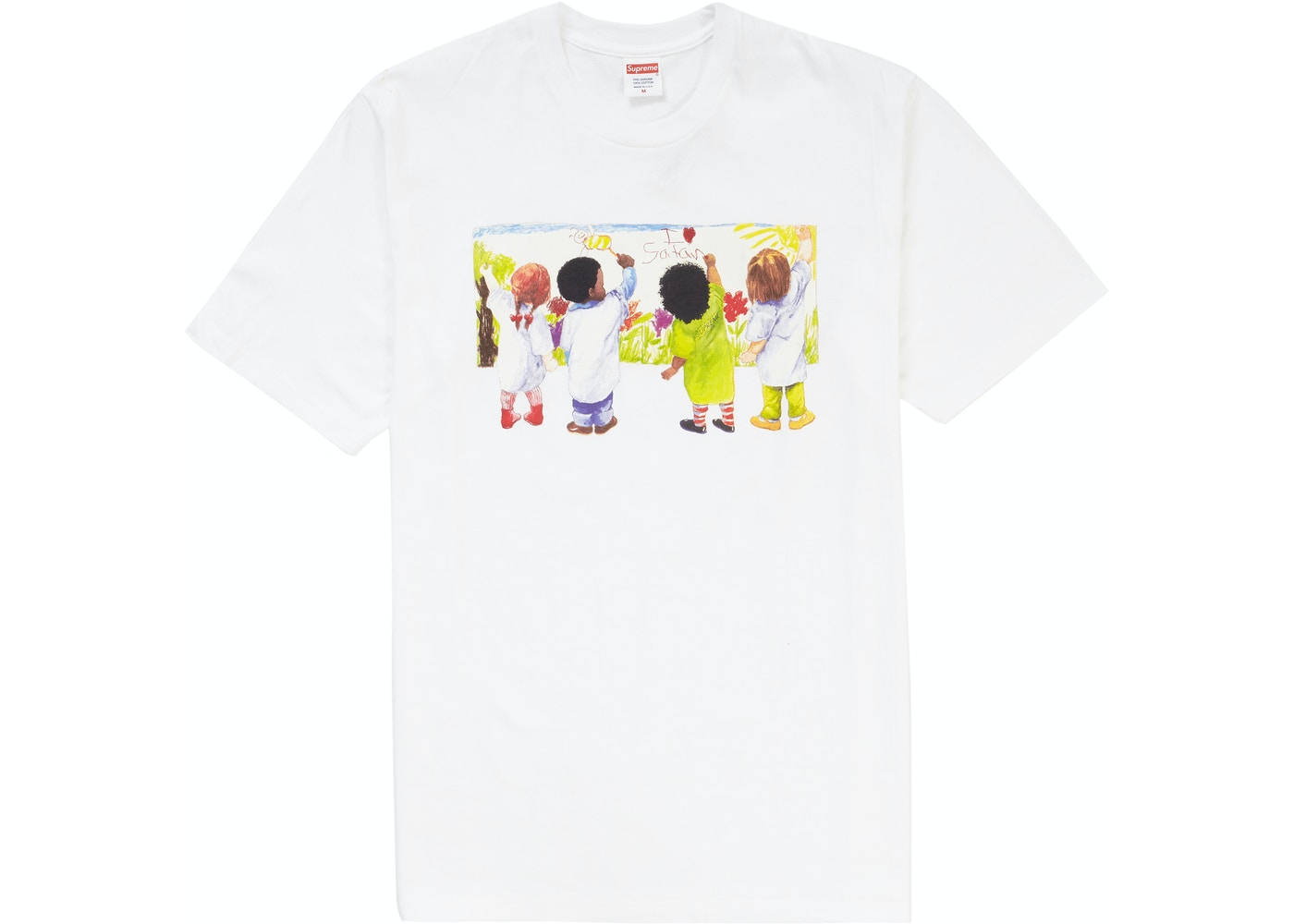 0746164b5eea Sell. or Ask. Size M. View All Bids. Supreme Kids Tee White