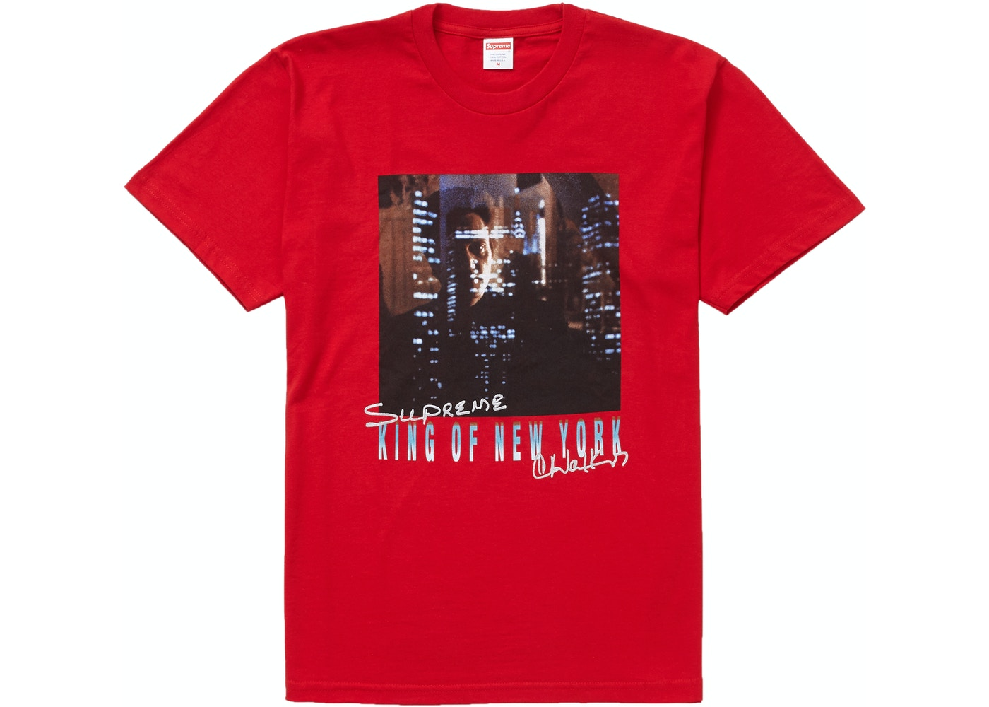 16c519a4f9ca Sell. or Ask. Size S. View All Bids. Supreme King of New York Tee Red
