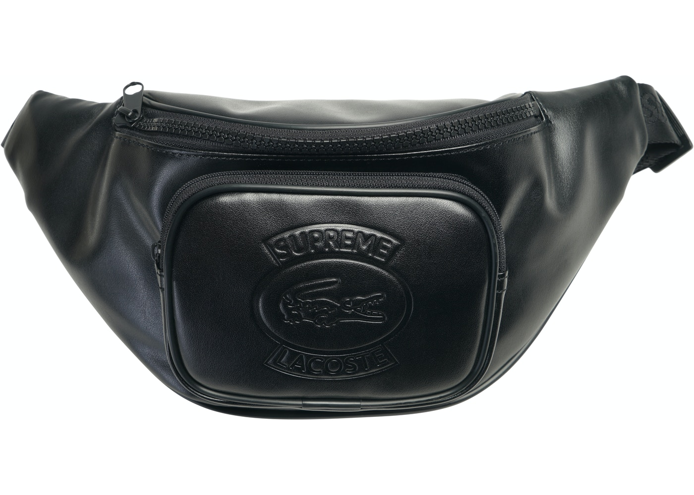 e51d2f732e28 Sell. or Ask. View All Bids. Supreme LACOSTE Waist Bag Black